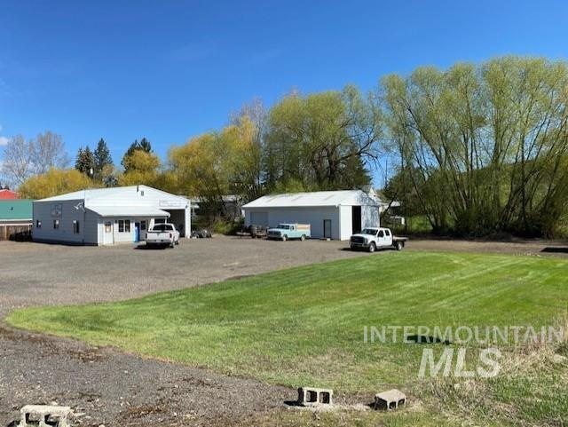 208 Main St Property Photo - CottonWood, ID real estate listing