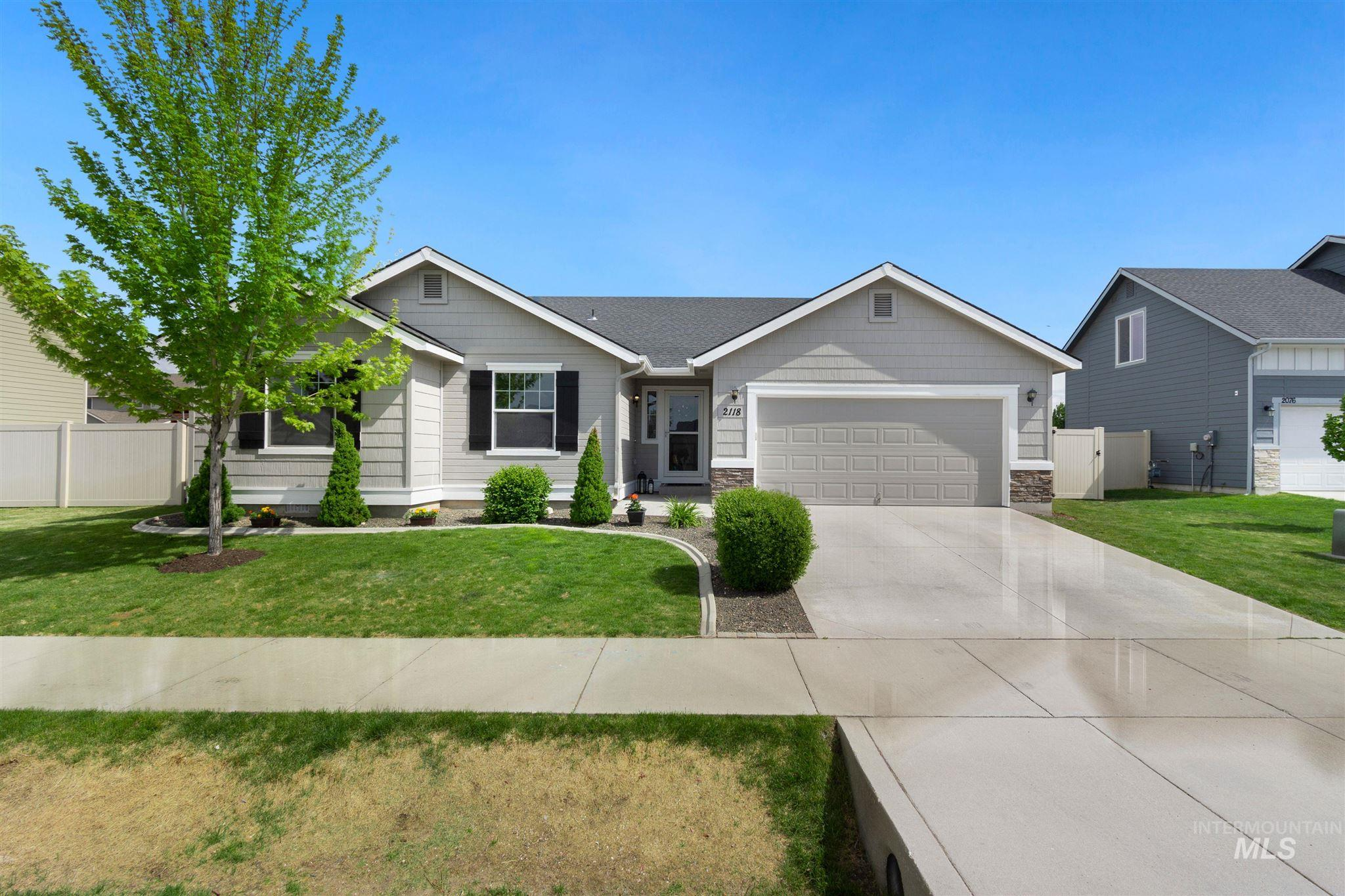 2118 W Gainsboro Property Photo - Kuna, ID real estate listing