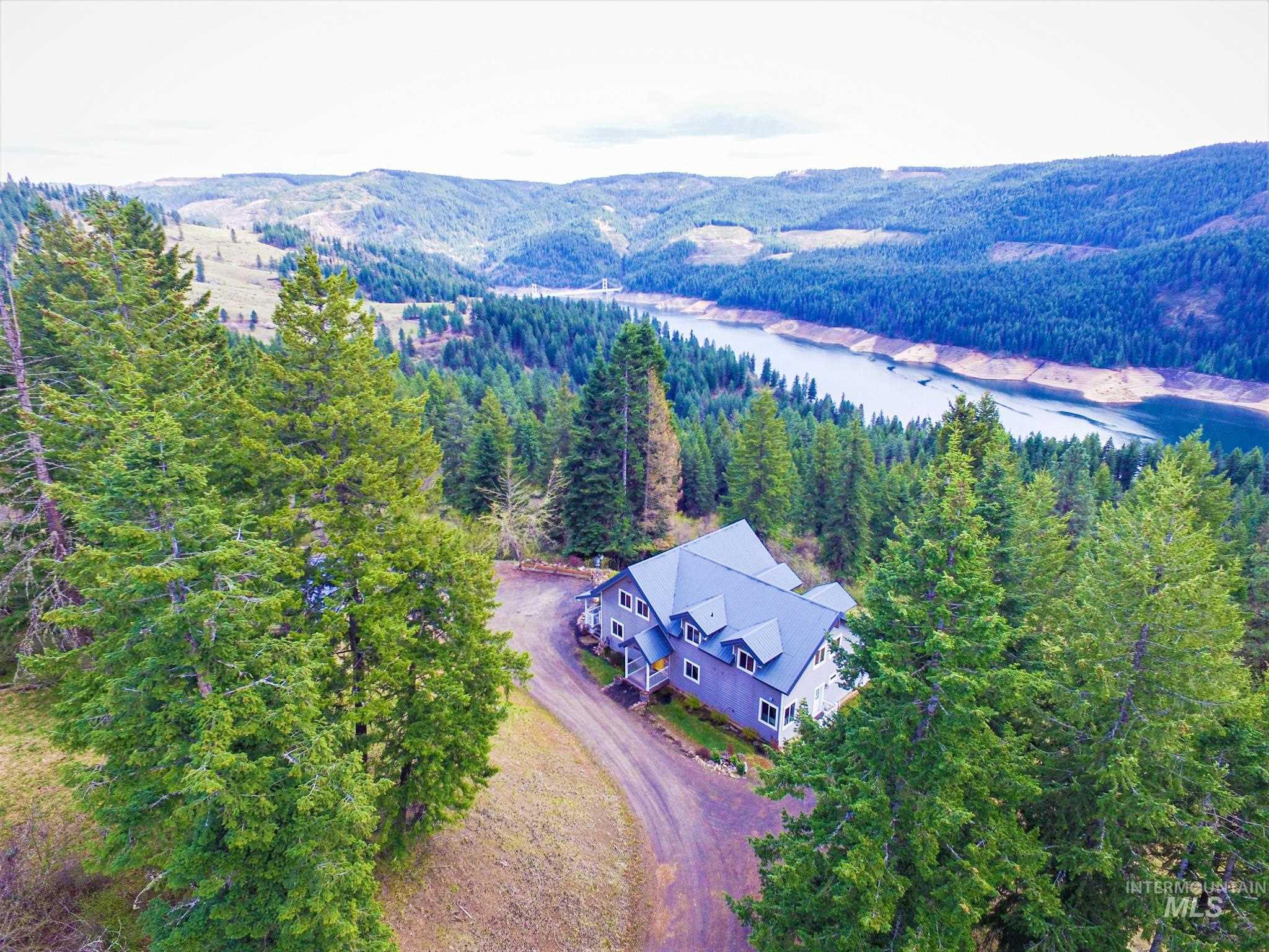 237 Old Dent Road Property Photo - Orofino, ID real estate listing