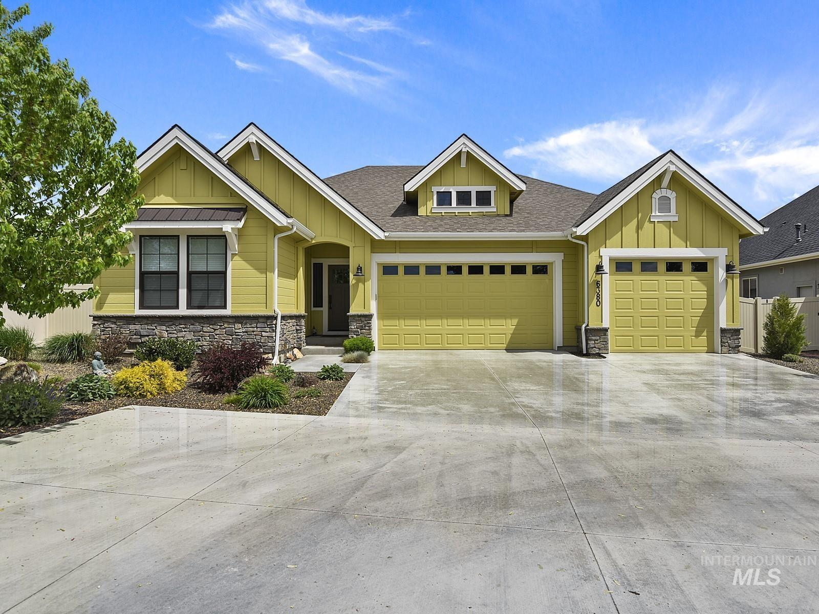 6380 W Township Dr Property Photo - Boise, ID real estate listing