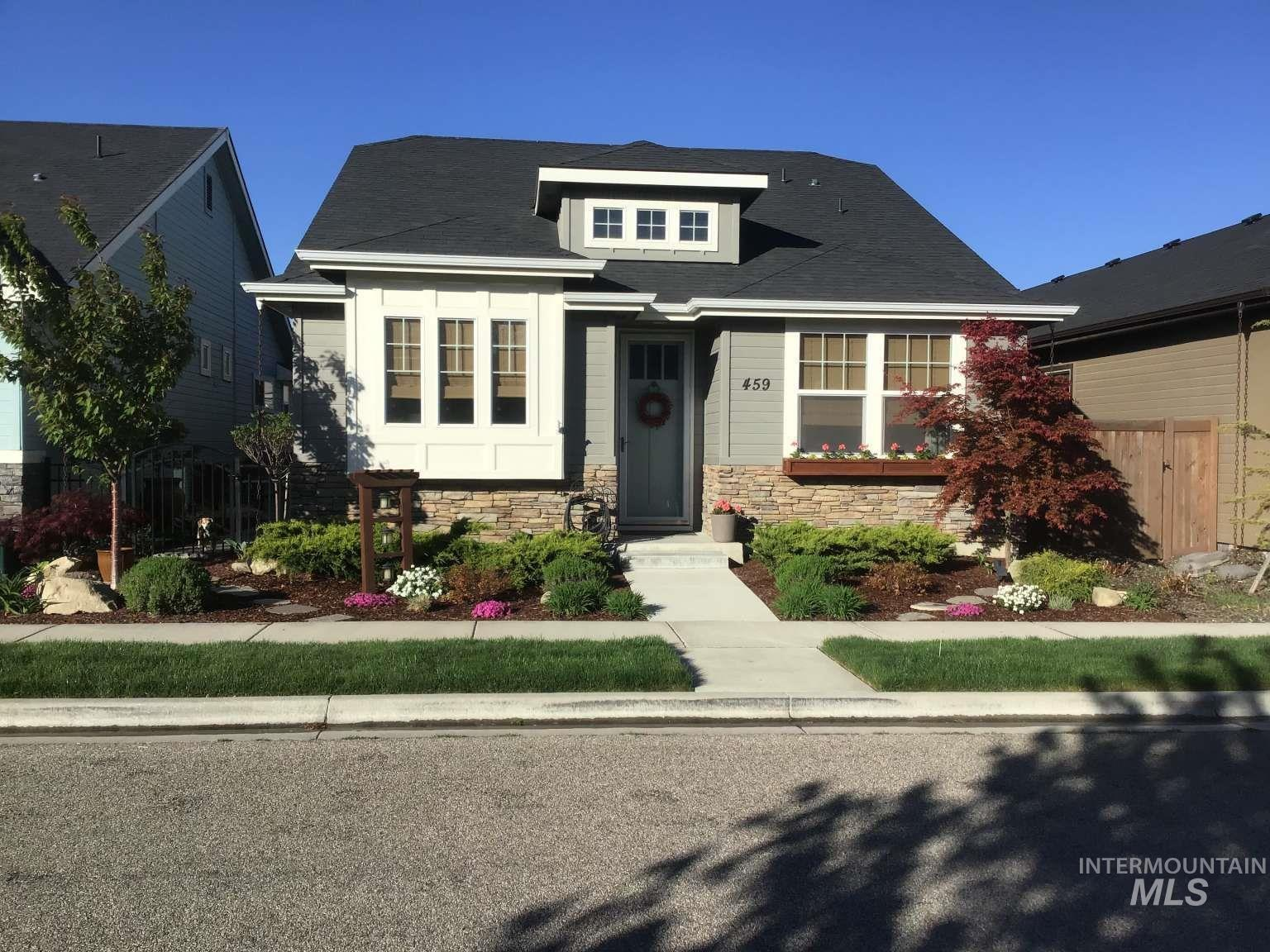 459 W Peck St Property Photo - Meridian, ID real estate listing