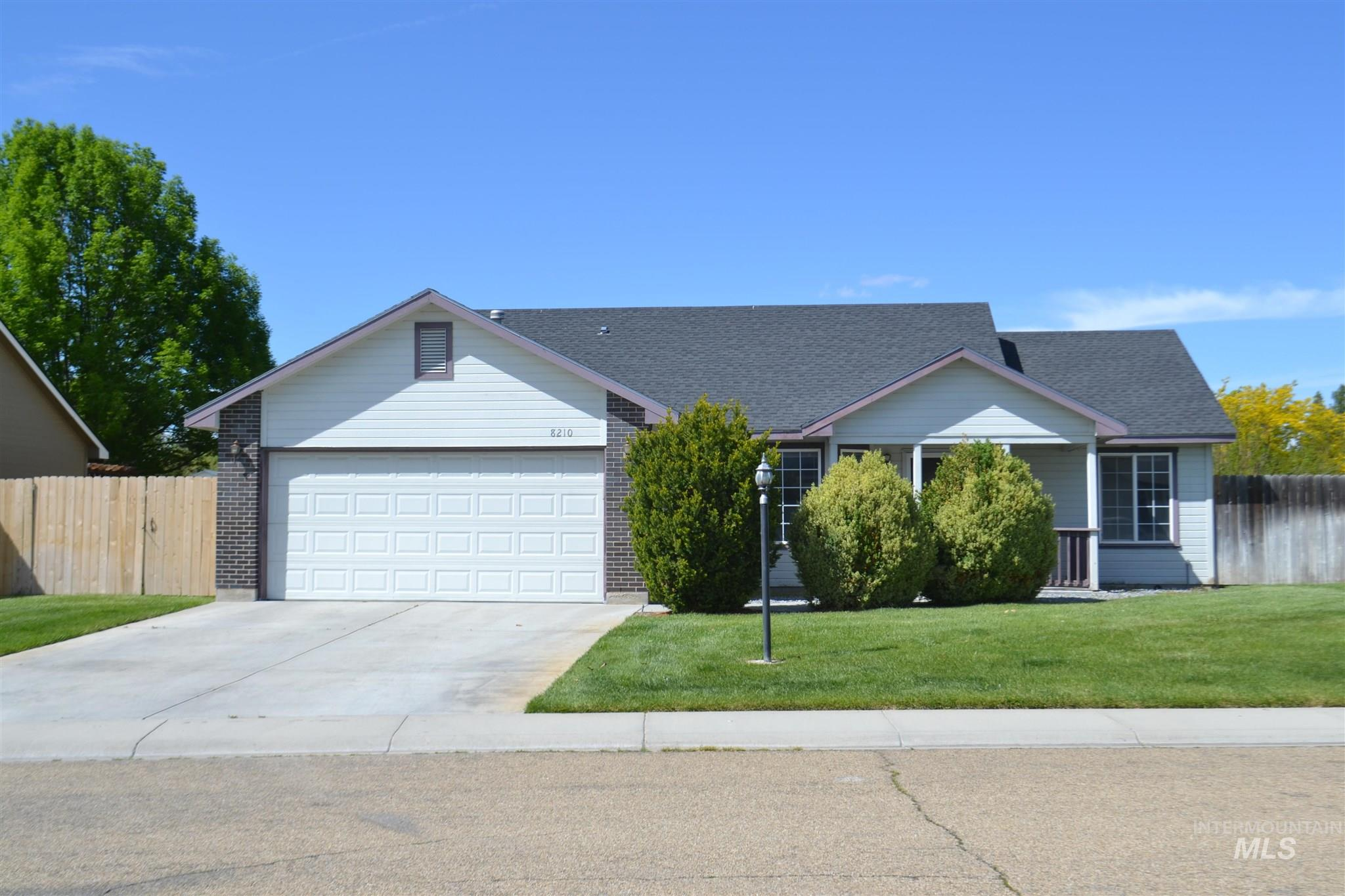 8210 Waterside Property Photo - Nampa, ID real estate listing