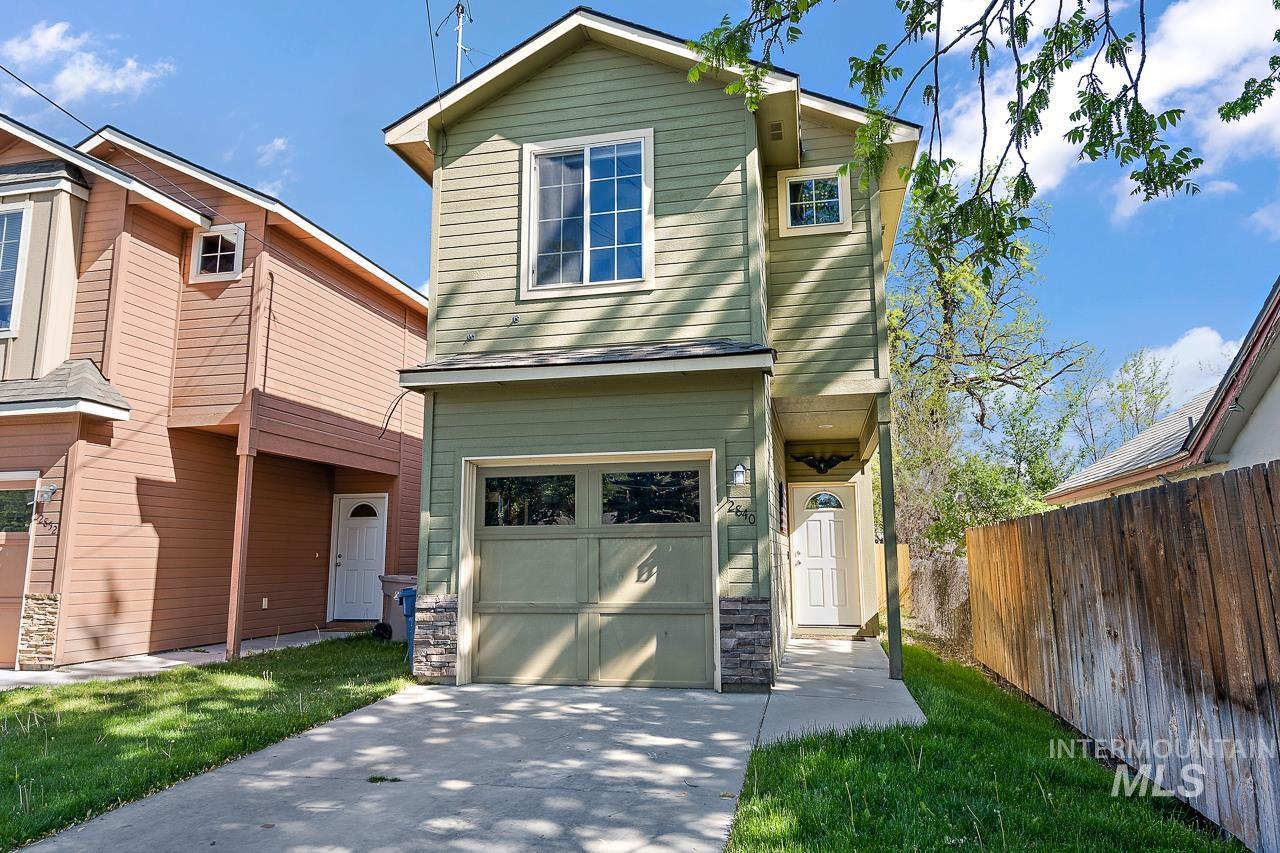 2840 W Lemhi Street Property Photo - Boise, ID real estate listing