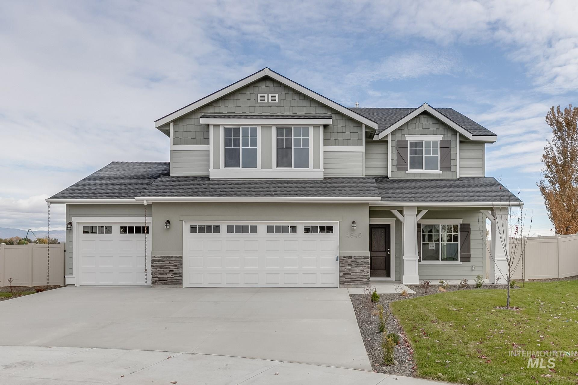 1551 W Nannyberry St Property Photo - Kuna, ID real estate listing