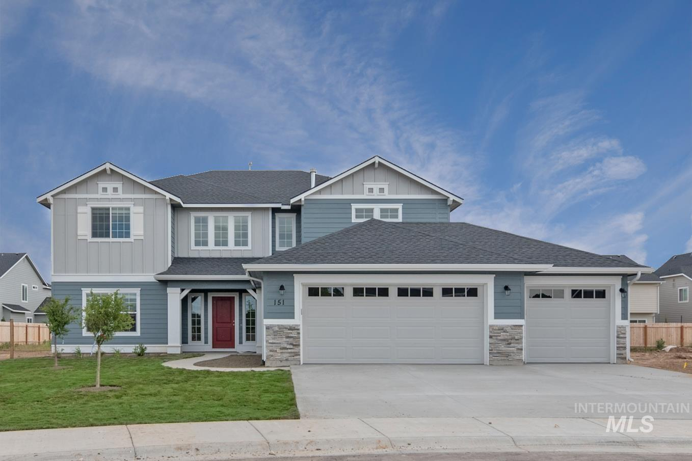 4996 W Sands Basin Dr Property Photo - Meridian, ID real estate listing