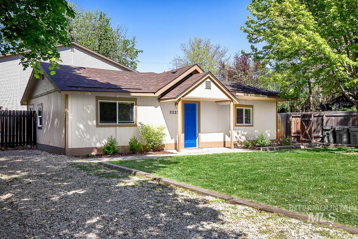 2225 S Pacific Property Photo - Boise, ID real estate listing