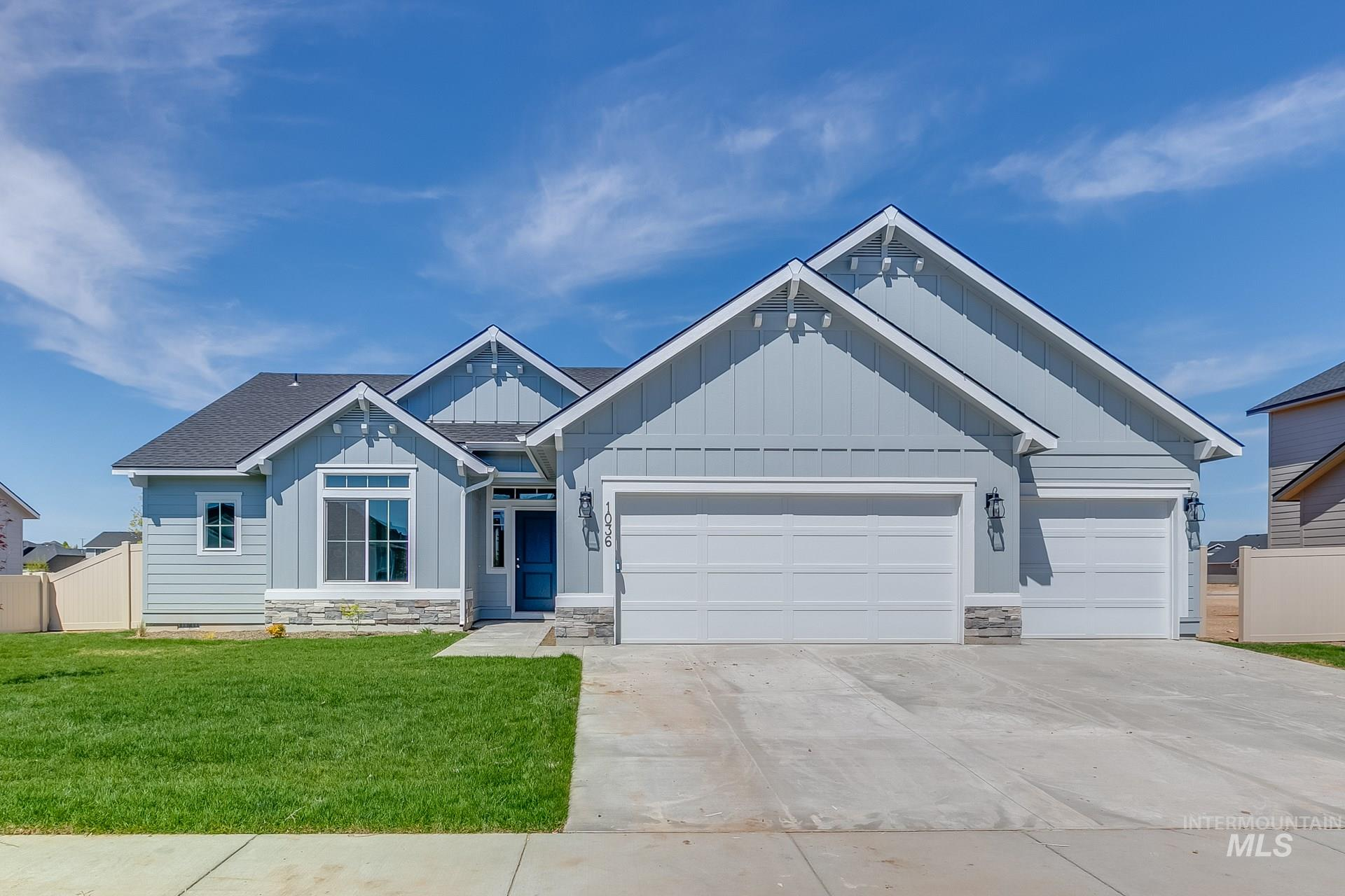 5018 W Sands Basin Dr. Property Photo - Meridian, ID real estate listing