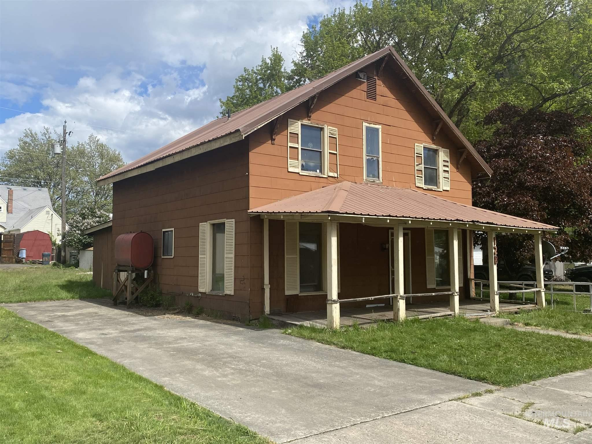 128 N E Street Property Photo - Orofino, ID real estate listing