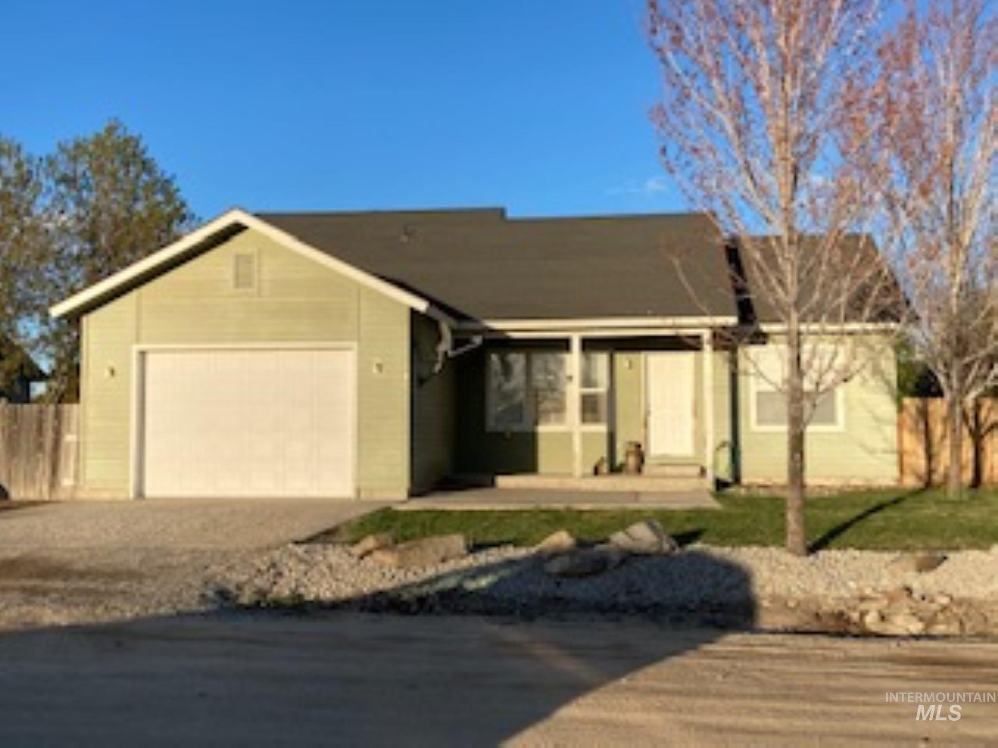 930 W 4th Street Property Photo - Fairfield, ID real estate listing