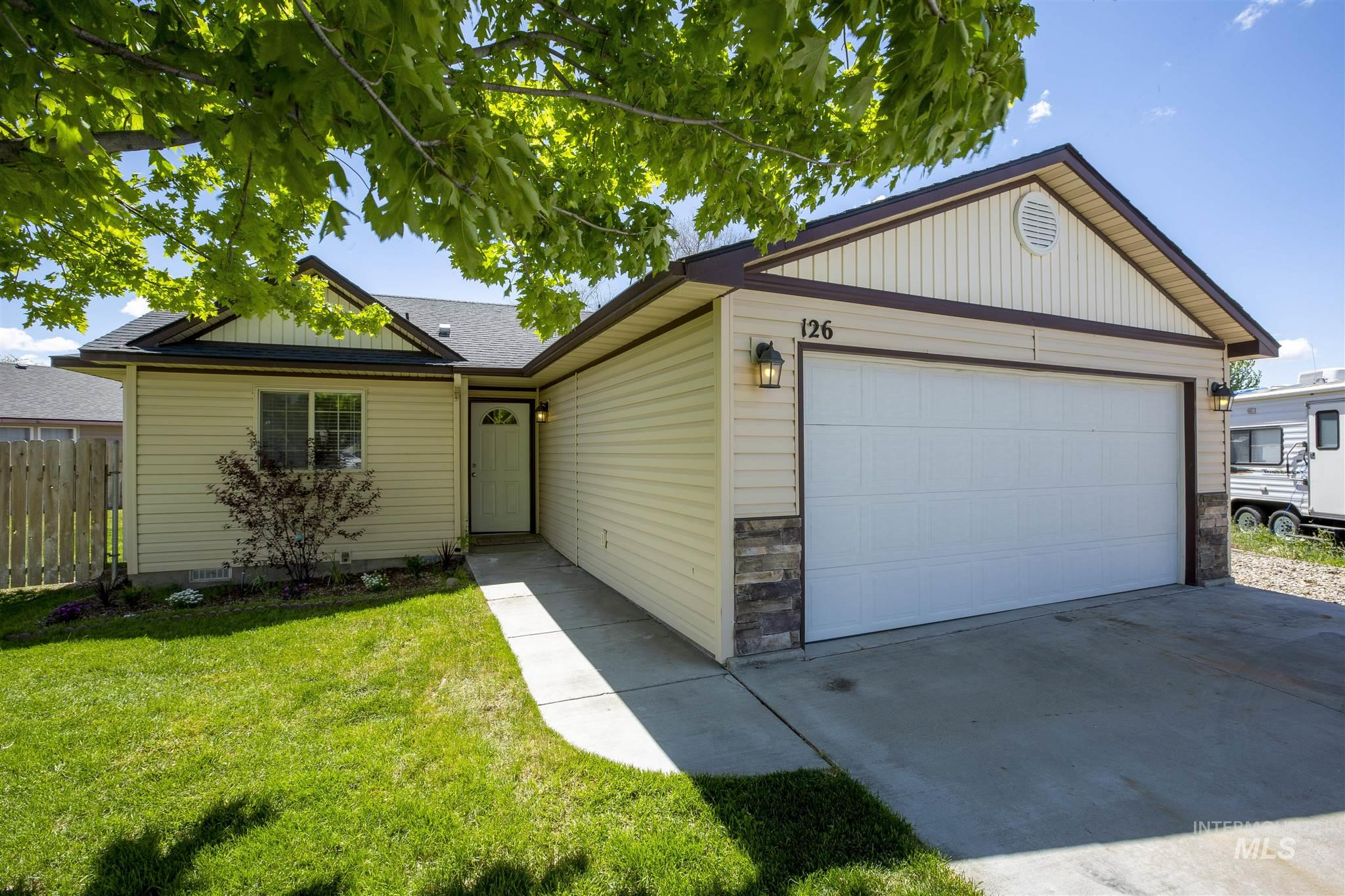 126 S Taffy Property Photo - Nampa, ID real estate listing
