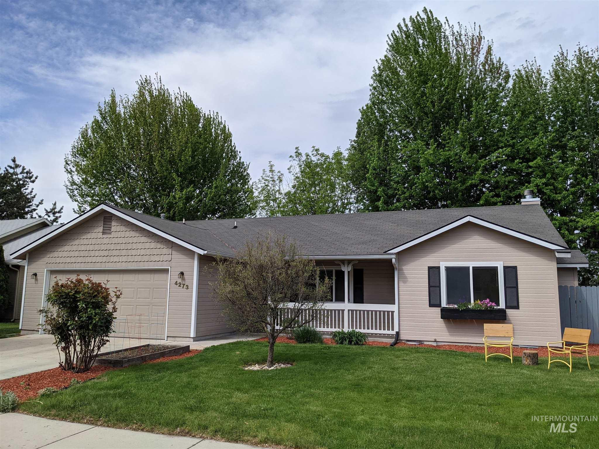 4273 N Sandcastle Place Property Photo - Boise, ID real estate listing