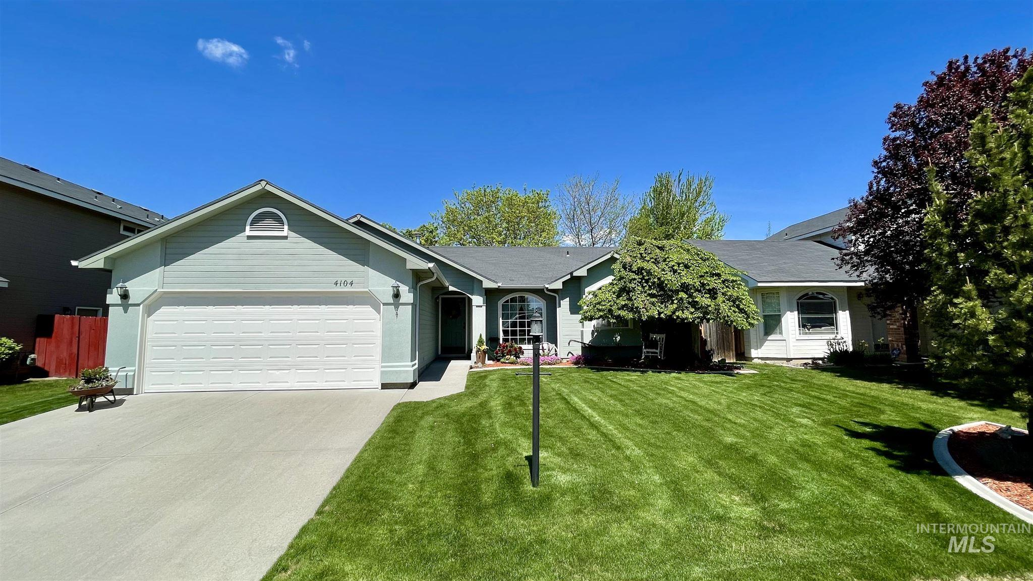 4104 W Campfire St. Property Photo - Meridian, ID real estate listing
