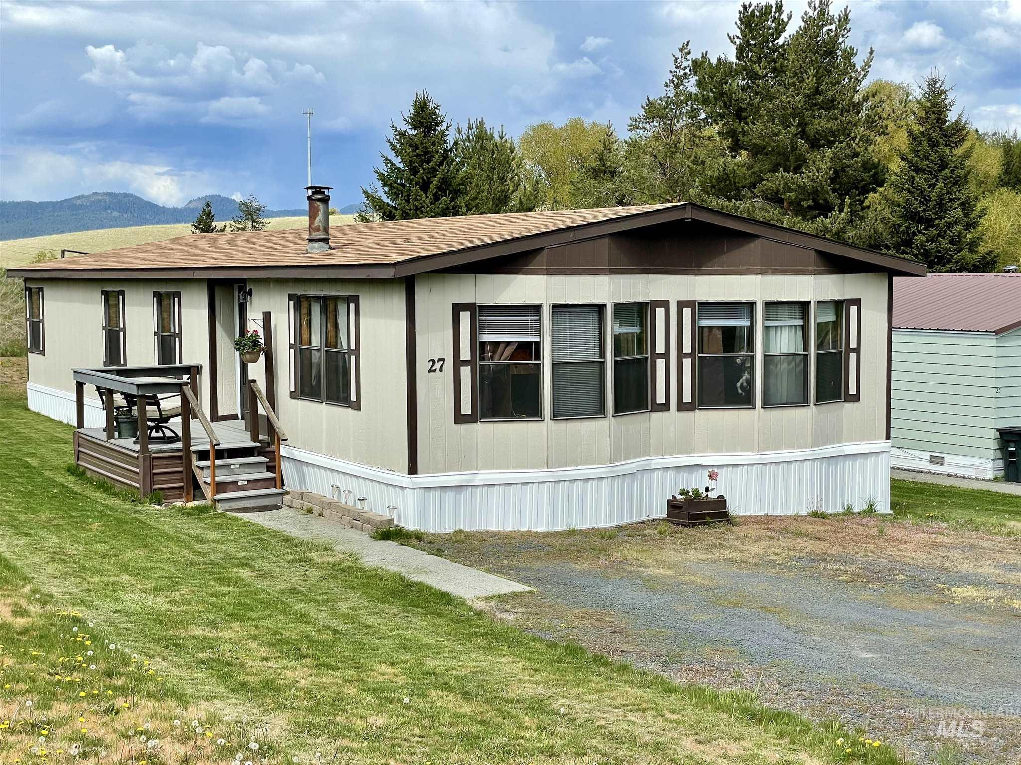 4325 LENVILLE RD #27 Property Photo - Moscow, ID real estate listing