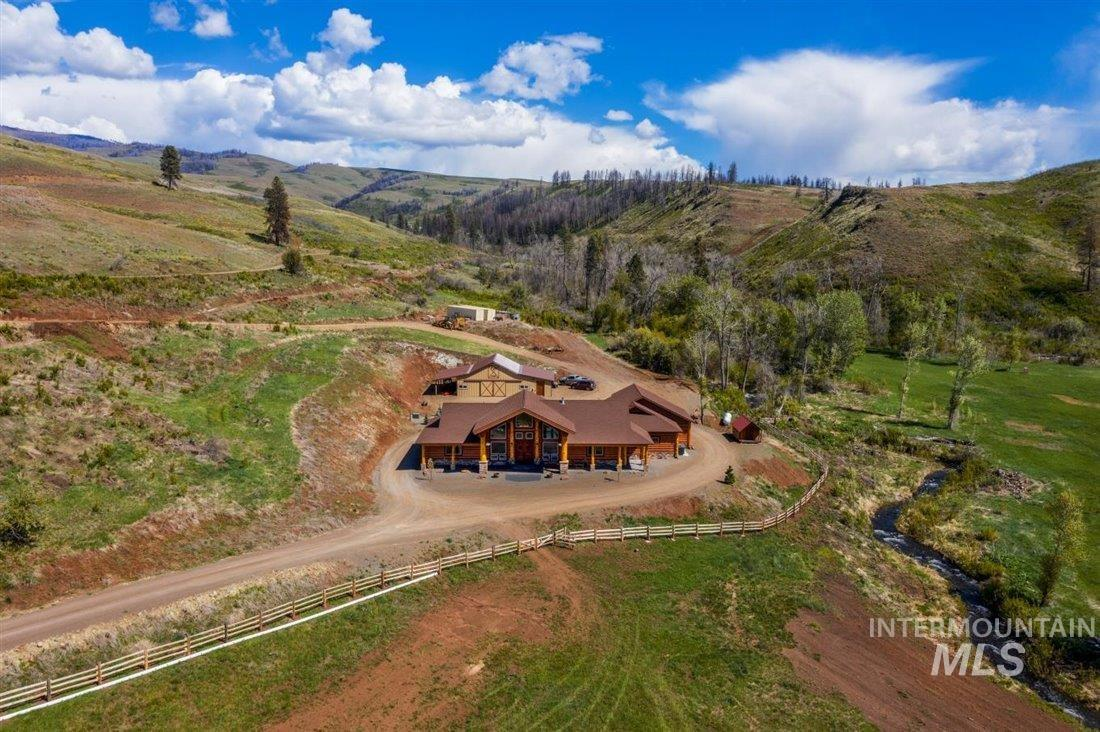 2377 Cottonwood Rd Property Photo - Council, ID real estate listing