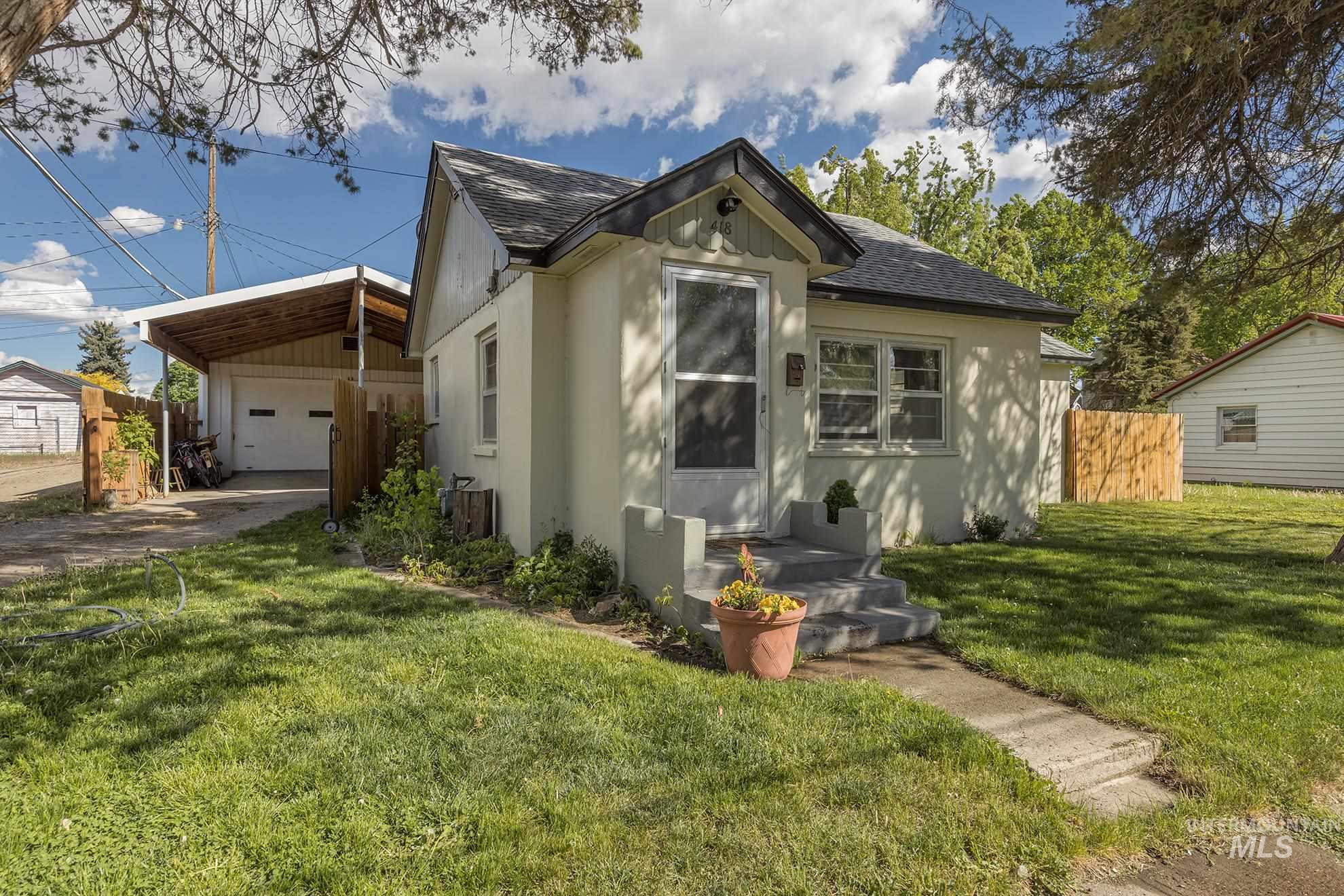 418 W 5th St Property Photo - Weiser, ID real estate listing