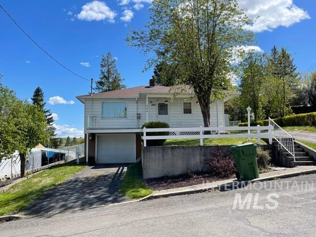 503 North St Property Photo - CottonWood, ID real estate listing
