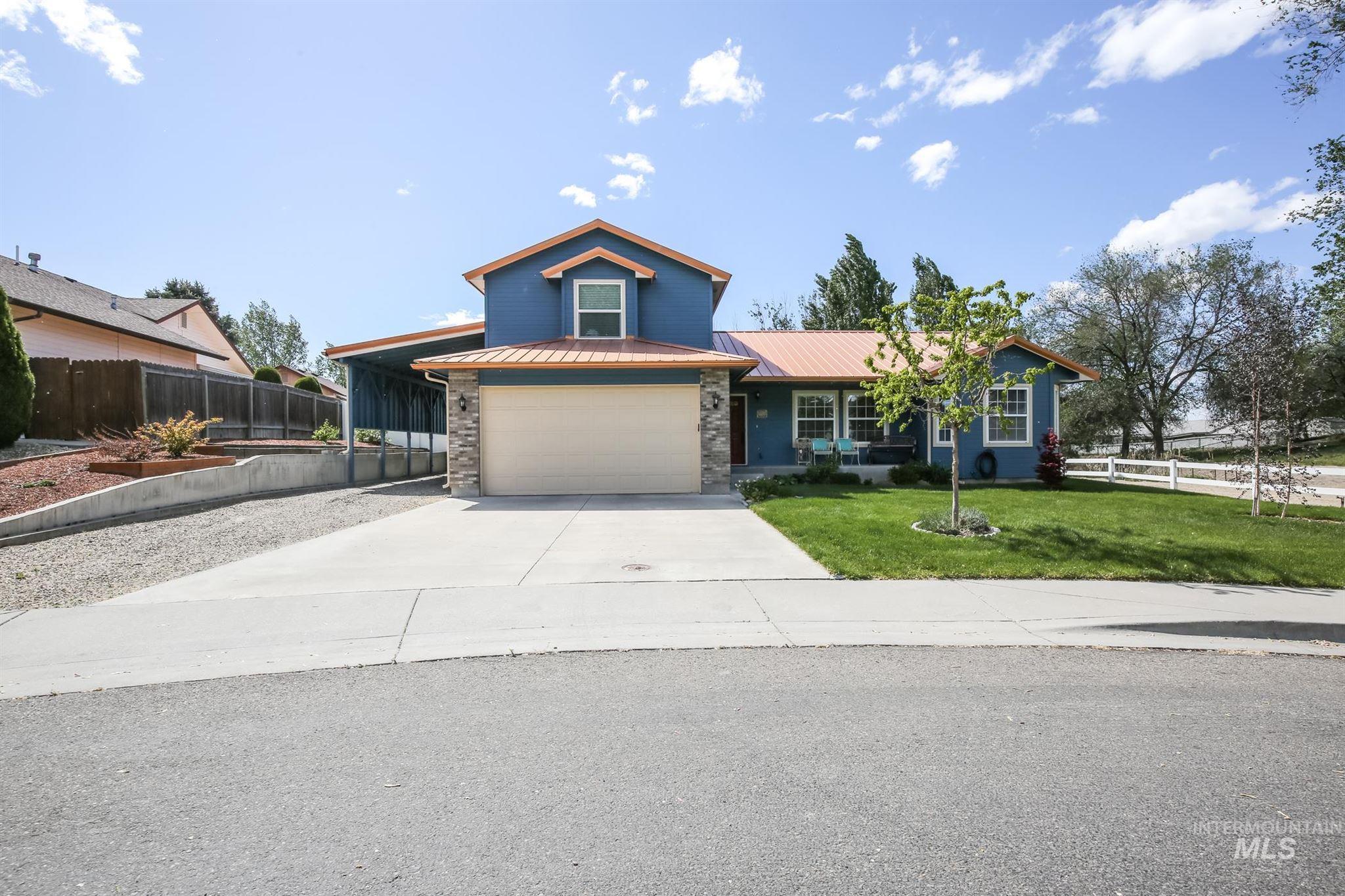 105 Wild Rose Circle Property Photo - Fruitland, ID real estate listing