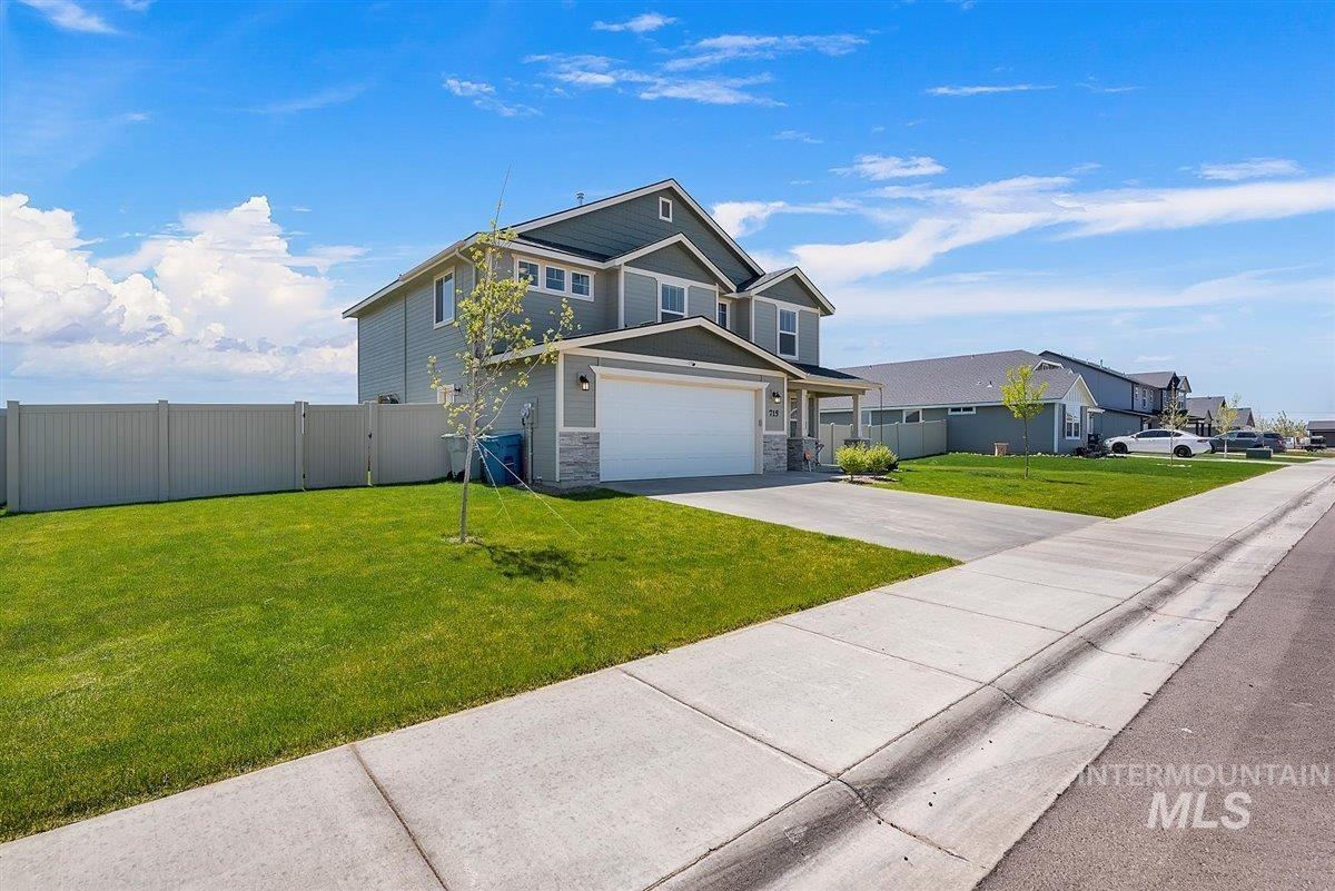 715 SW Inby St Property Photo - Mountain Home, ID real estate listing