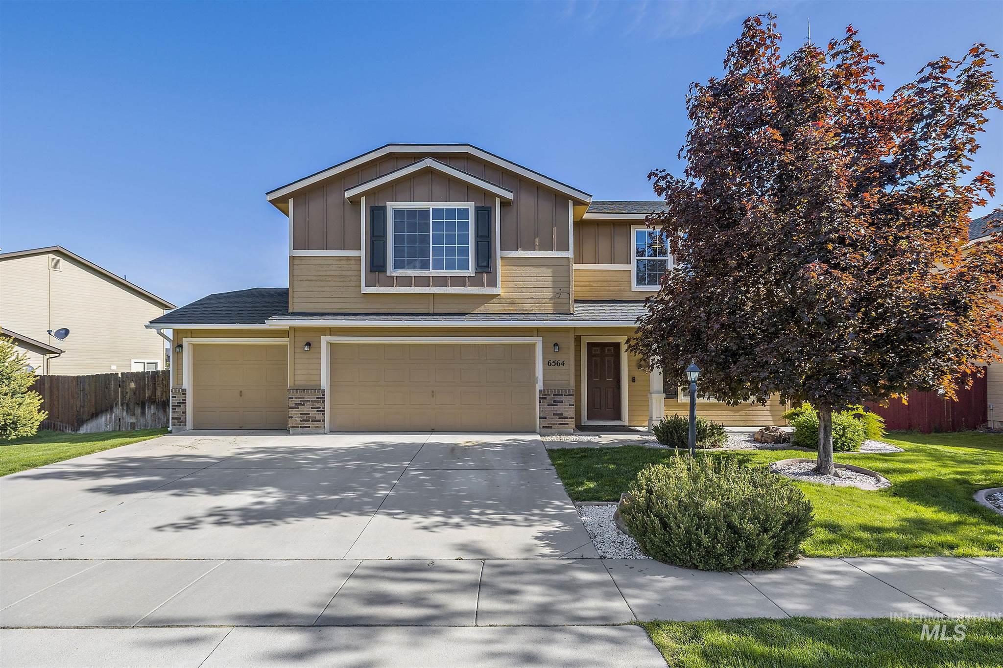 6564 E Harrington Dr Property Photo - Nampa, ID real estate listing