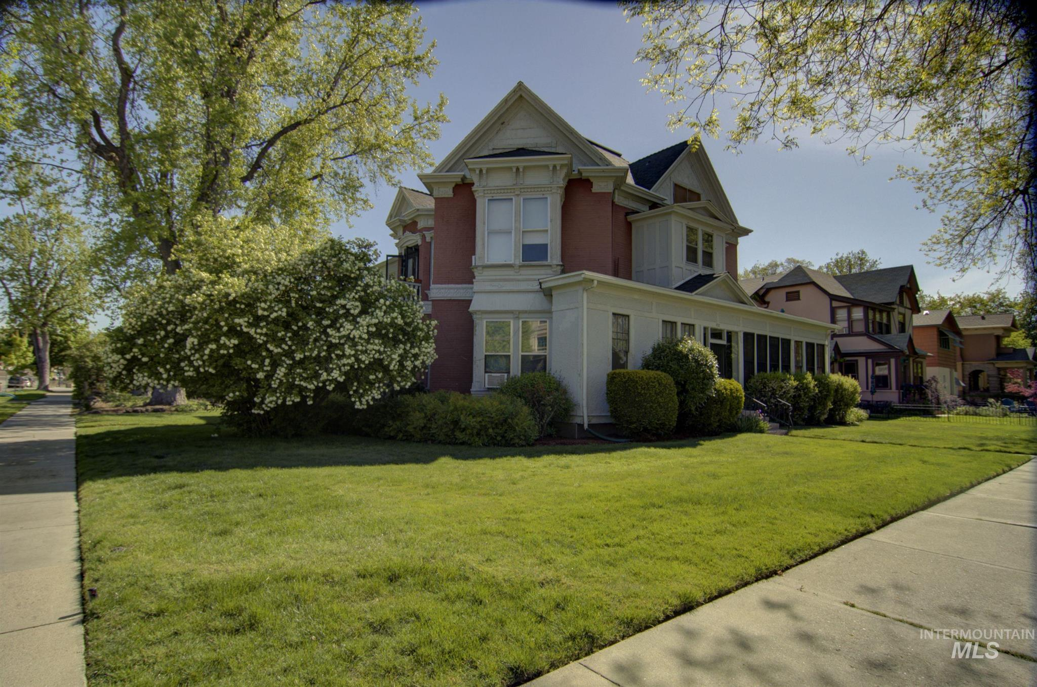 722 W Franklin St Property Photo - Boise, ID real estate listing