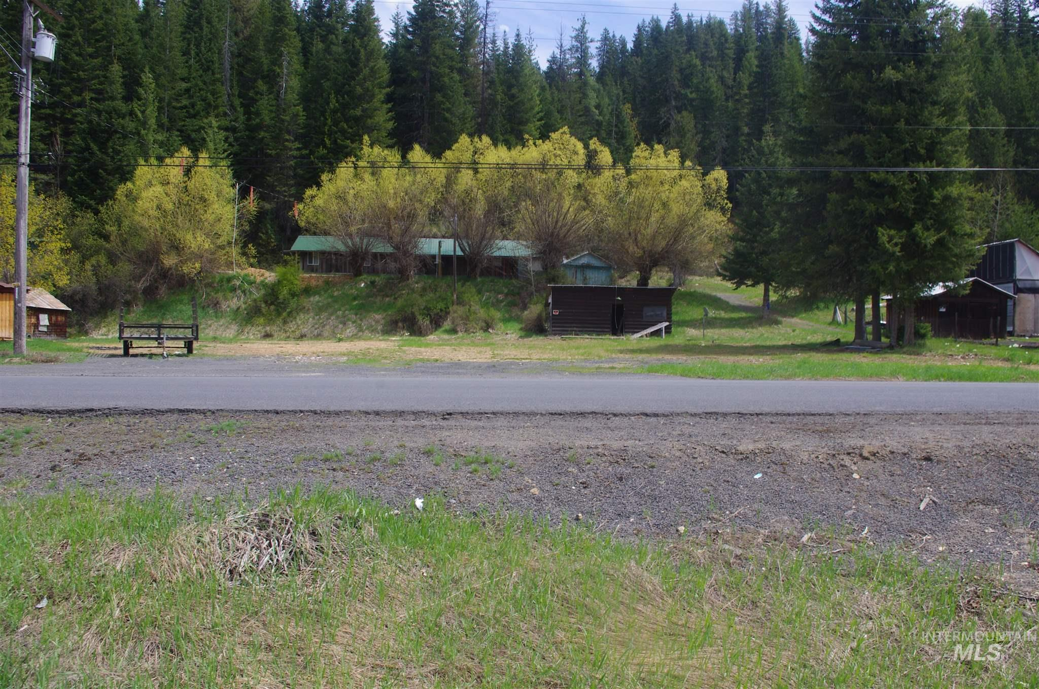 185 & 195 French Mountain RD. Property Photo - Pierce, ID real estate listing