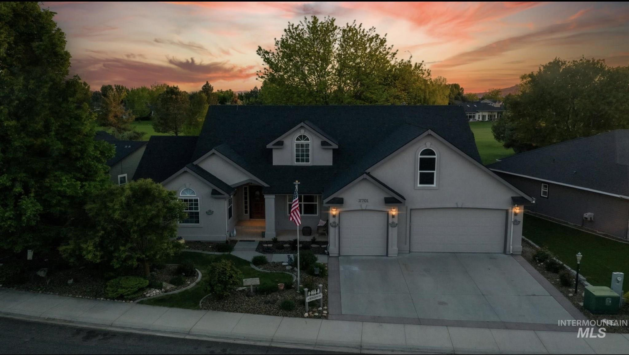 2701 N Turnberry Way Property Photo - Meridian, ID real estate listing