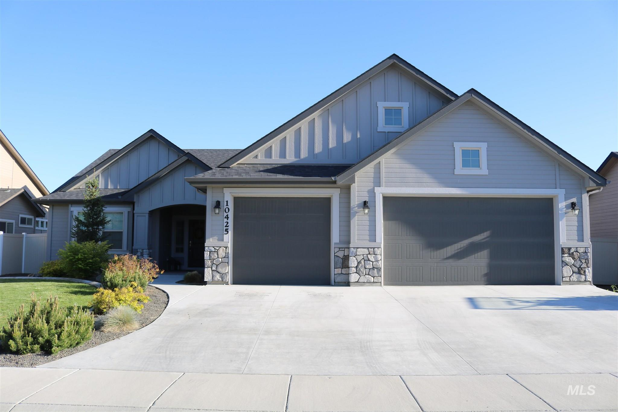10425 Fallow Field St Property Photo - Nampa, ID real estate listing