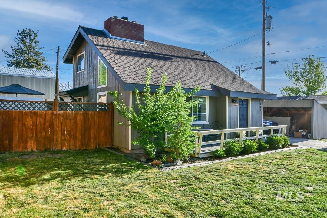 220 Gray Ave. Property Photo - Weiser, ID real estate listing