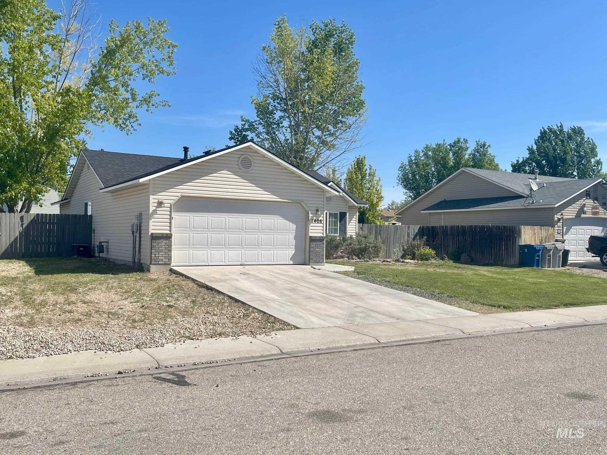 1408 W Roberts Property Photo - Nampa, ID real estate listing