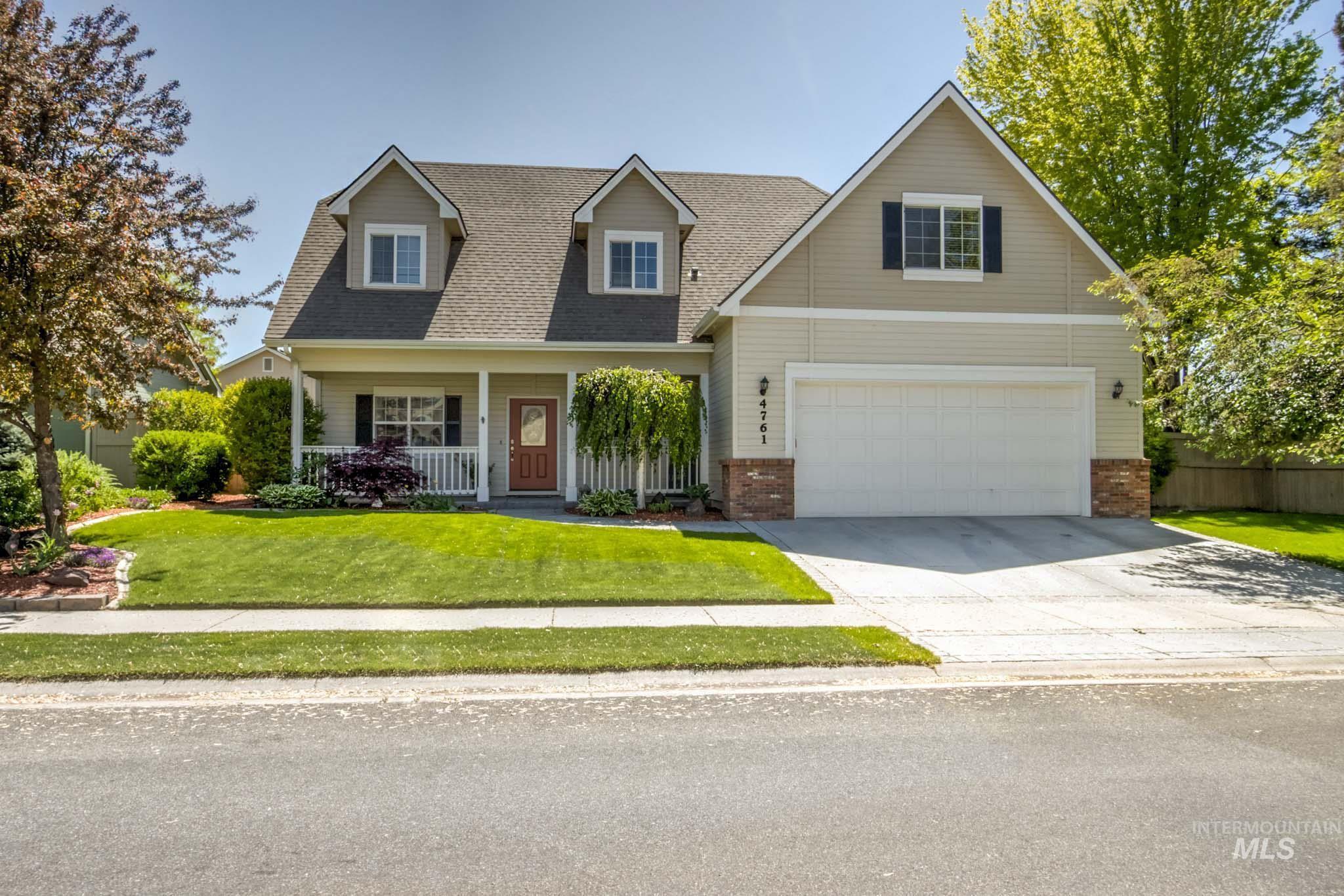 4761 W MOON LAKE Property Photo - Meridian, ID real estate listing