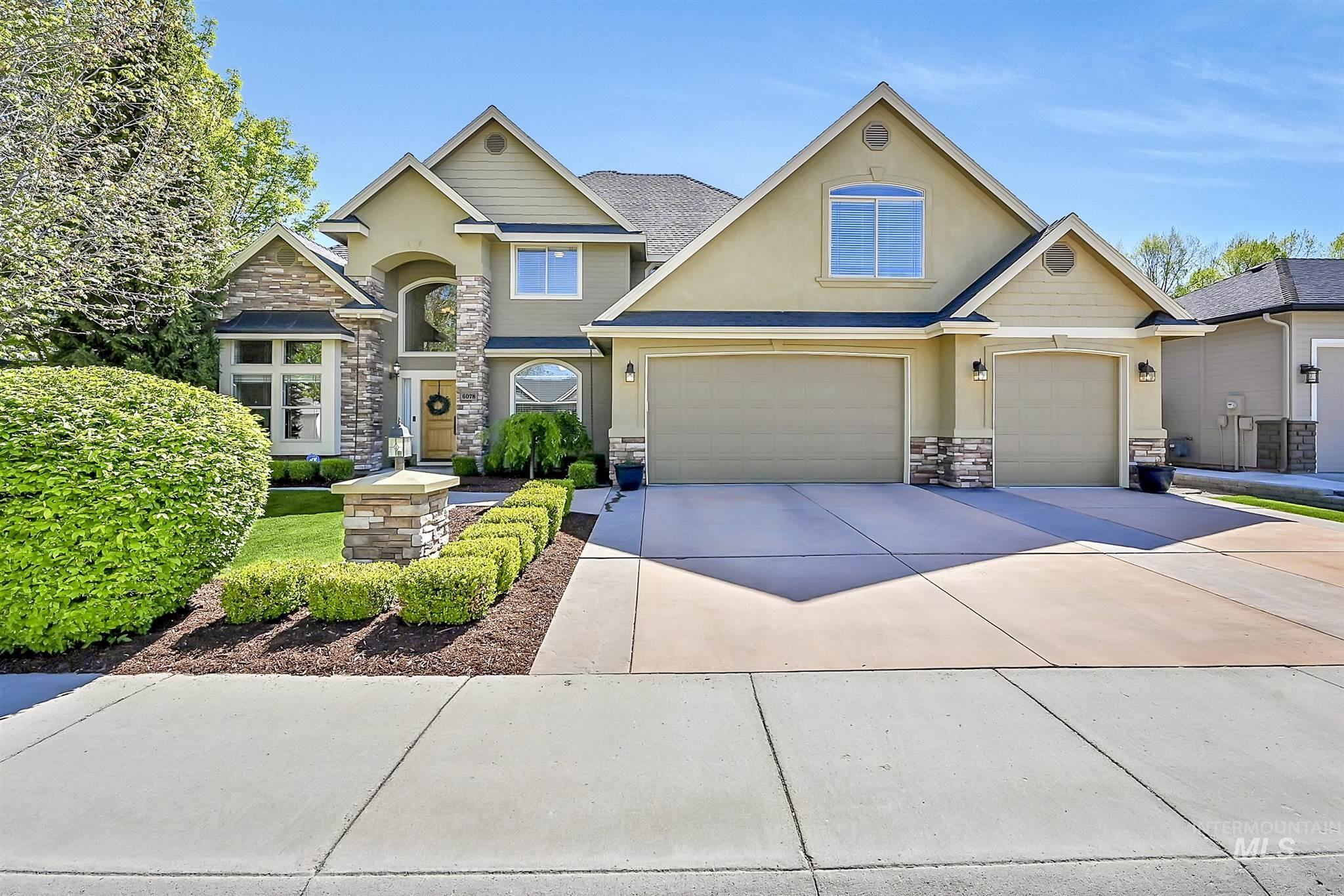 6078 N Stafford Place Property Photo - Boise, ID real estate listing