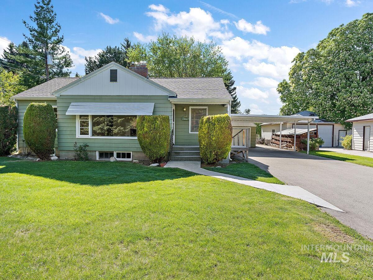 1103 Johnson Street Property Photo - Boise, ID real estate listing
