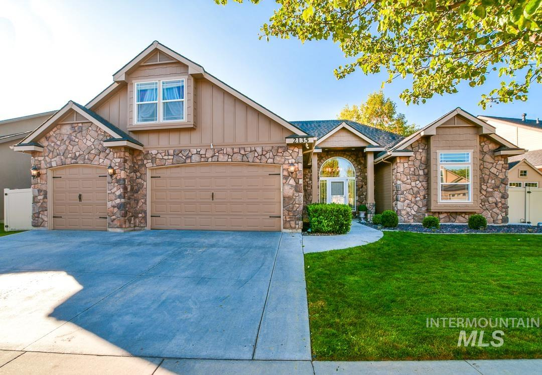 2135 E Sidewinder Property Photo - Meridian, ID real estate listing
