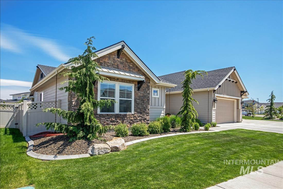 3640 N Pampas Ave Property Photo - Meridian, ID real estate listing