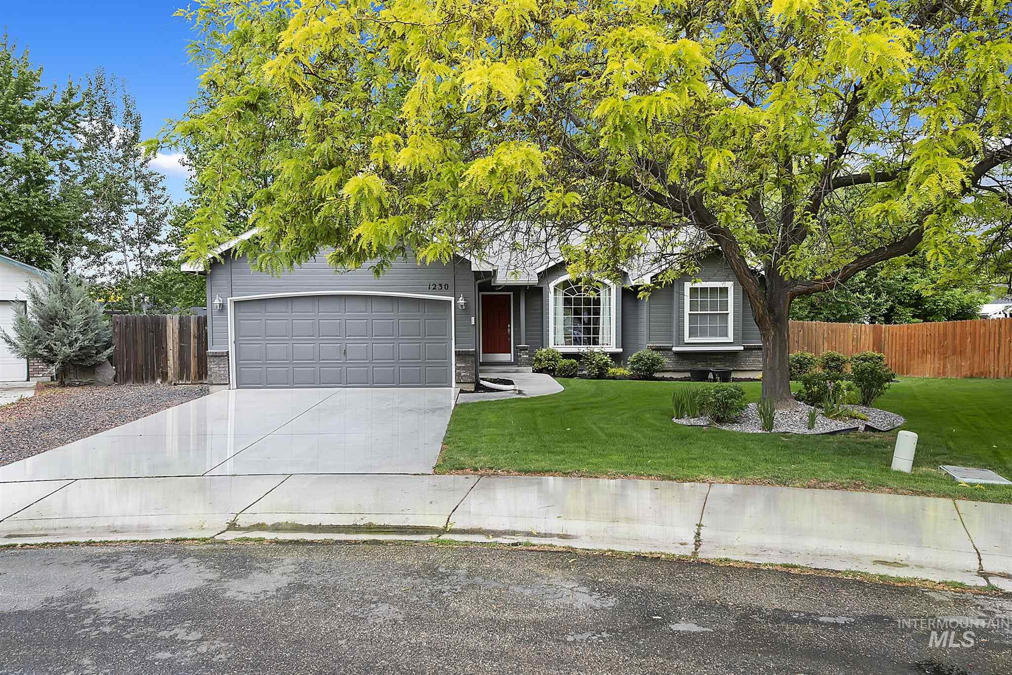 1230 E Sothesby St. Property Photo - Meridian, ID real estate listing