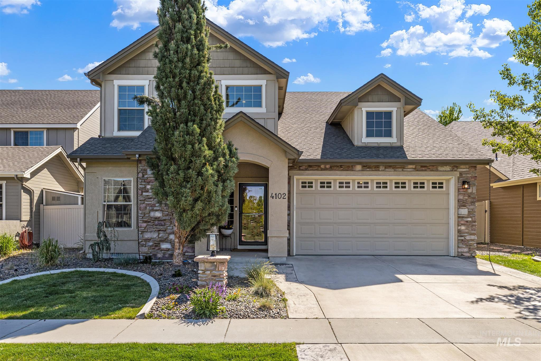 4102 S Burgo Property Photo - Meridian, ID real estate listing