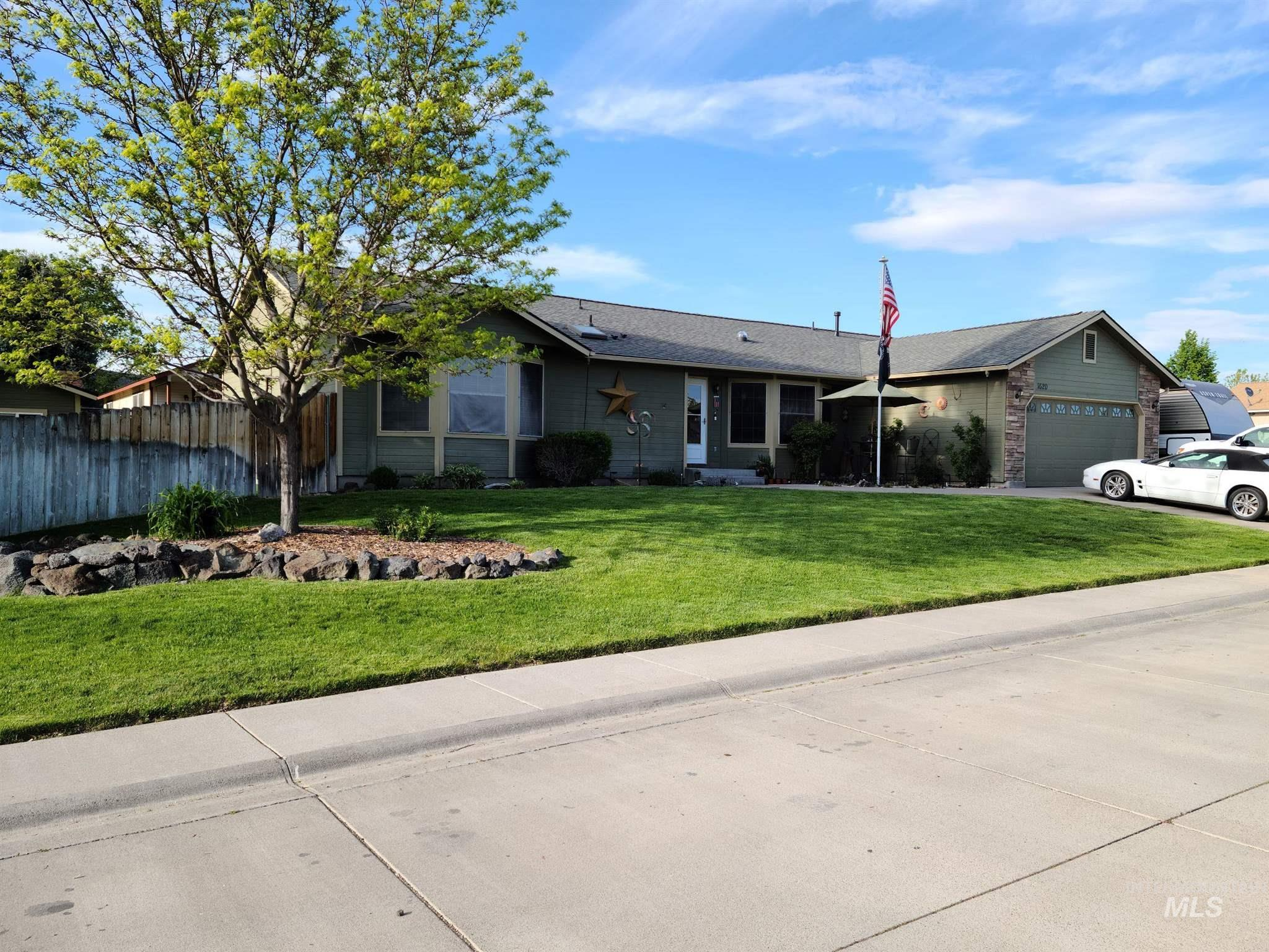 1620 Fairway Property Photo - Mountain Home, ID real estate listing