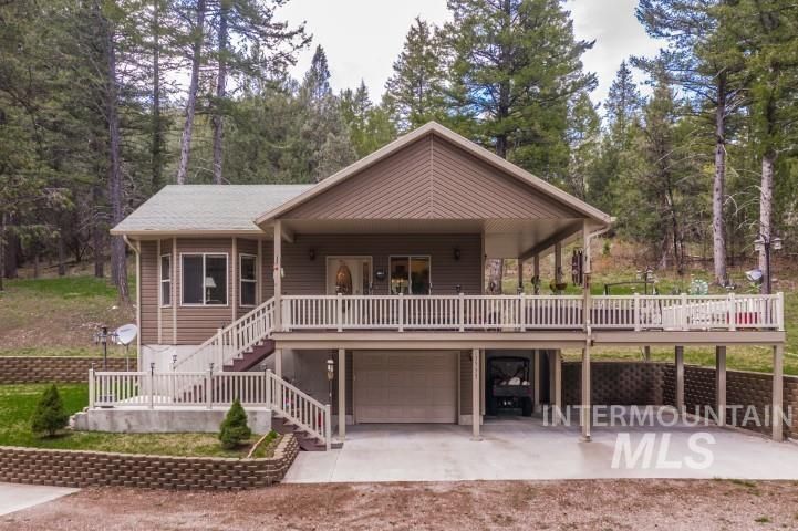 13755 S Racoon Drive Property Photo - Lava Hot Springs, ID real estate listing