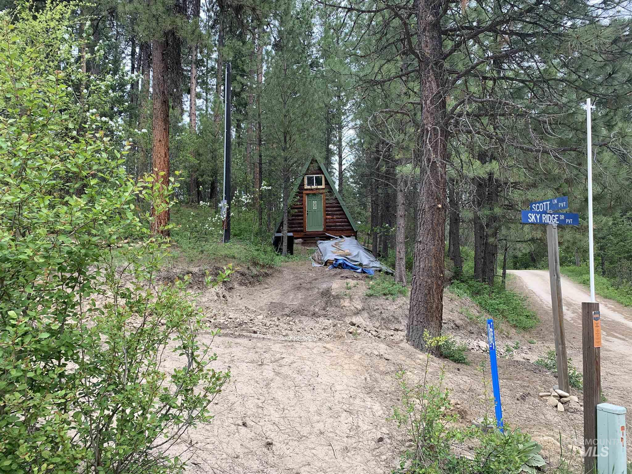 Lot 44 Sky Ridge Drive Property Photo - Garden Valley, ID real estate listing