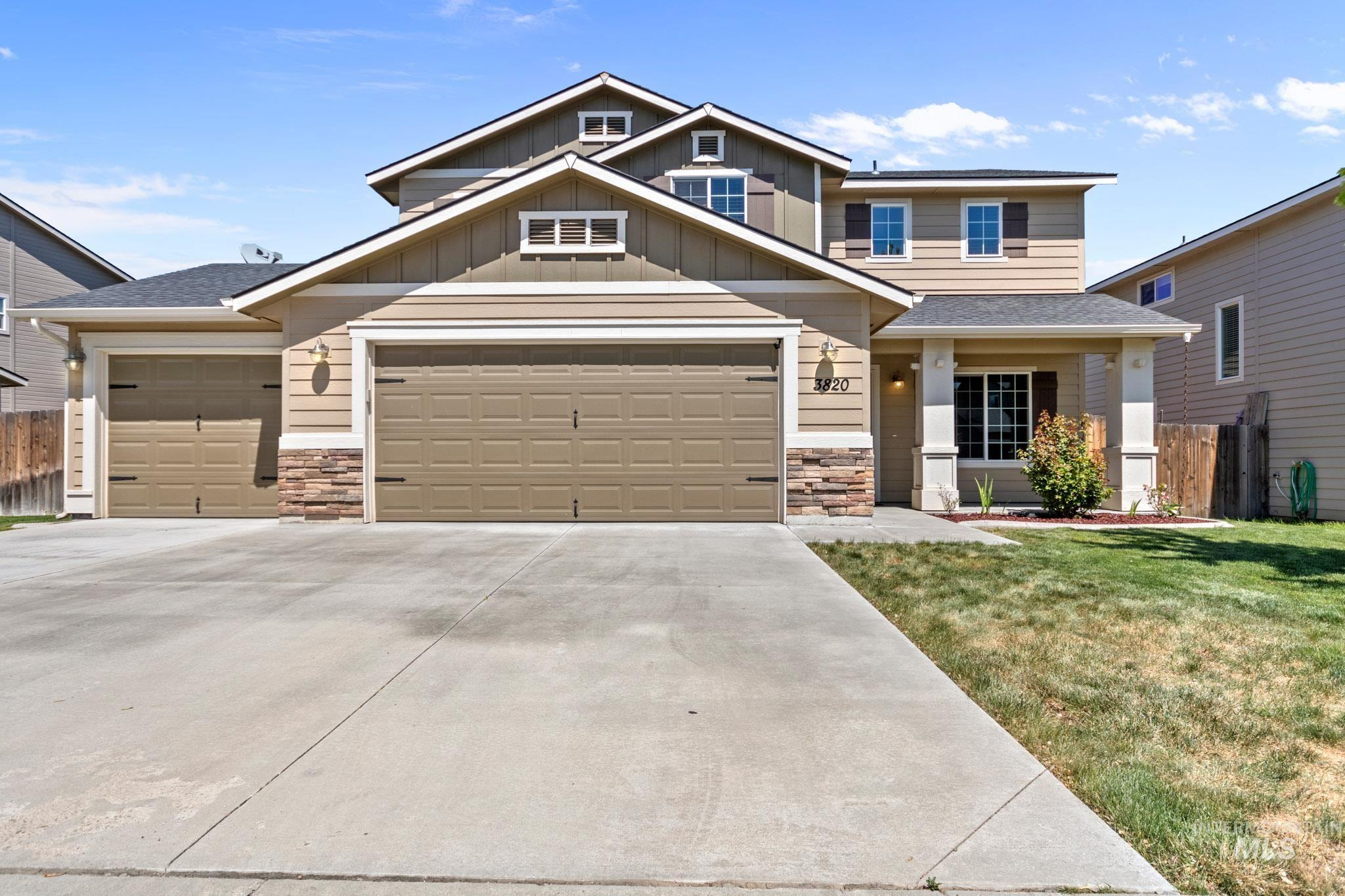 3820 S. Barletta Way Property Photo - Meridian, ID real estate listing