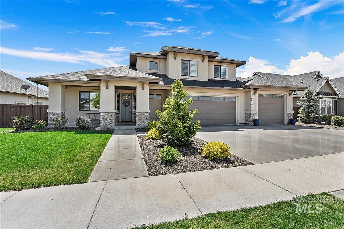 4035 W Lost Rapids Dr. Property Photo - Meridian, ID real estate listing