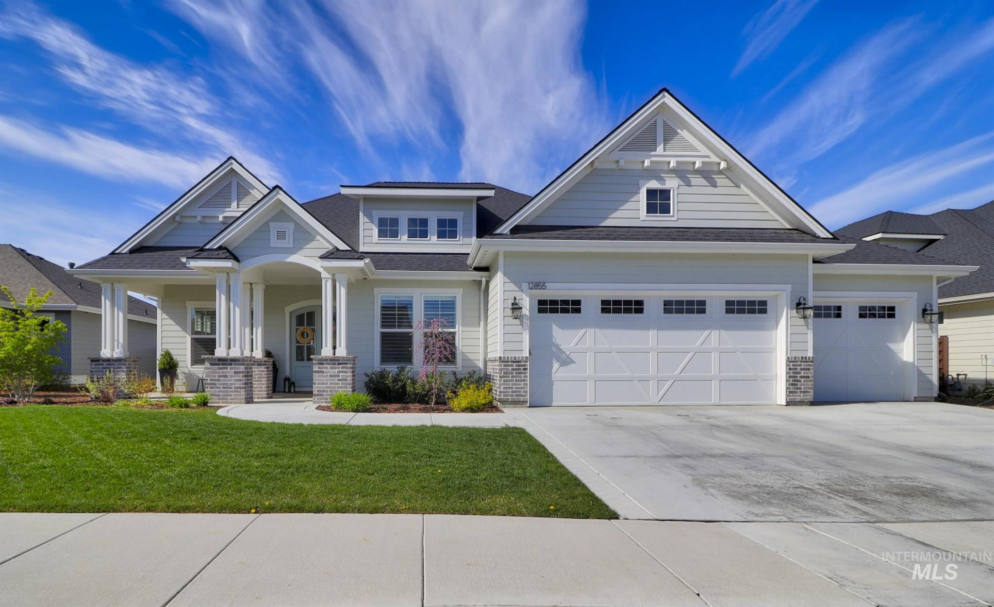 12855 W Auckland St. Property Photo - Meridian, ID real estate listing