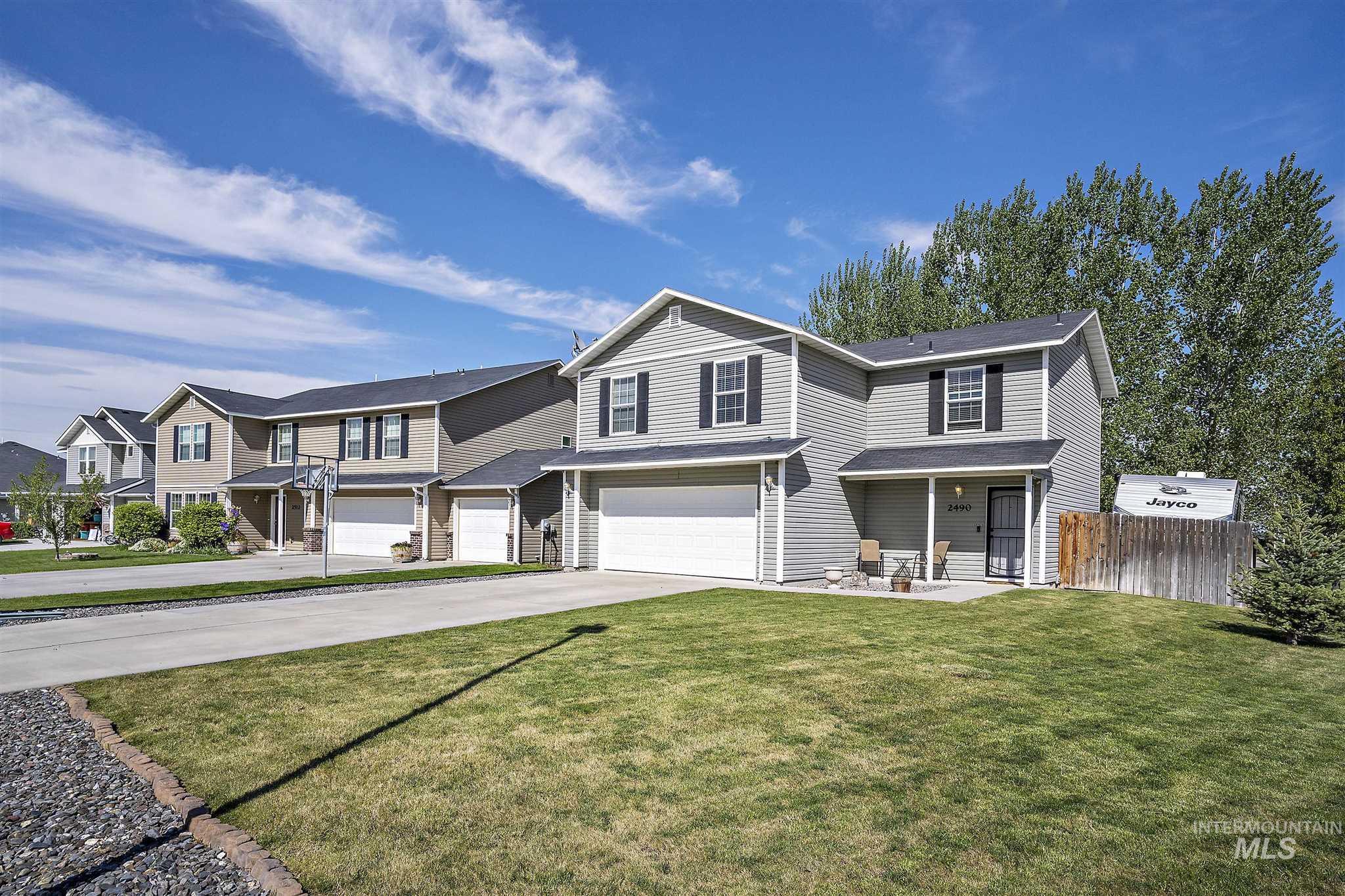 2490 N Destiny Ave Property Photo - Kuna, ID real estate listing