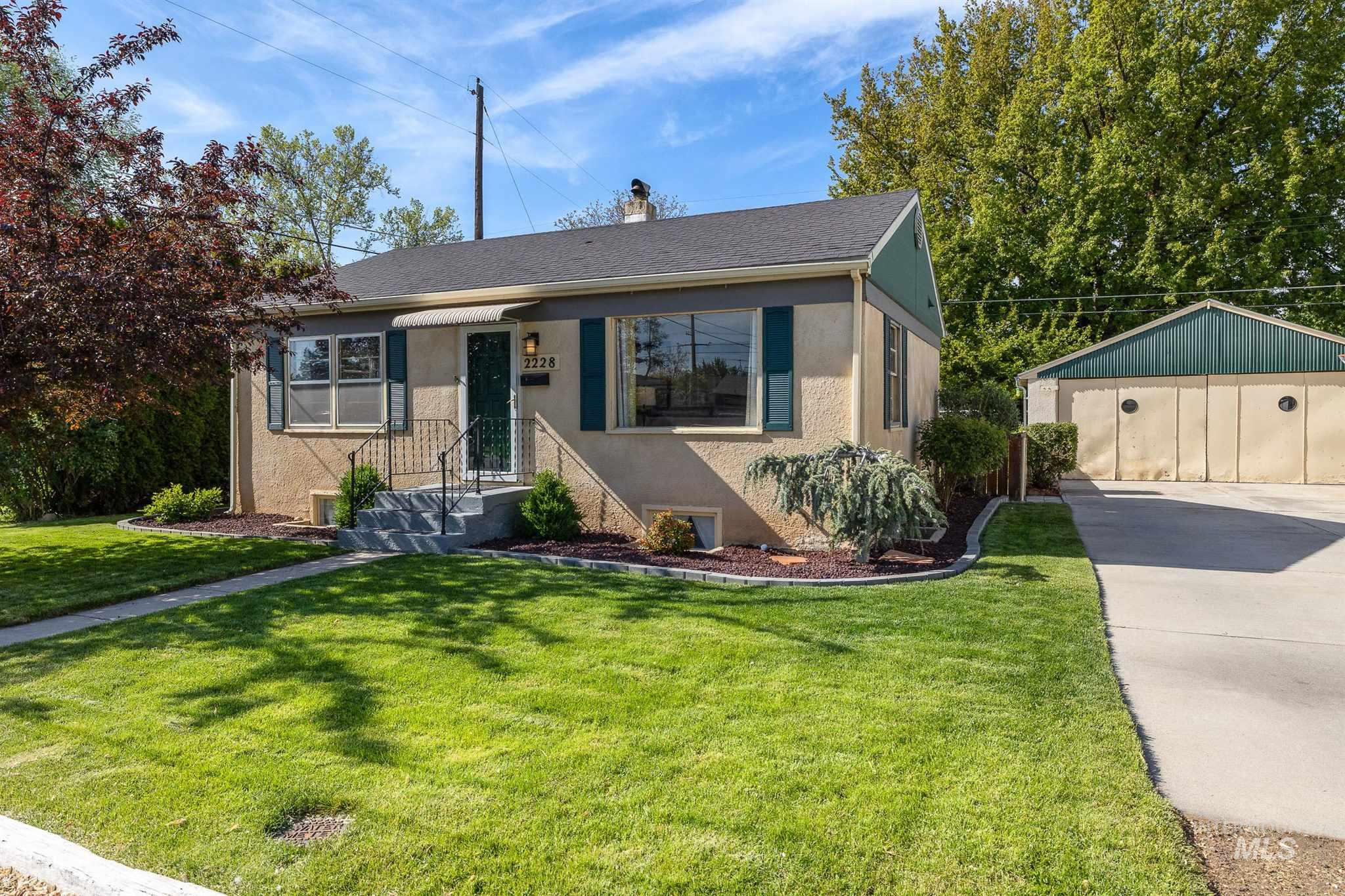 2228 Frederic Street Property Photo - Boise, ID real estate listing