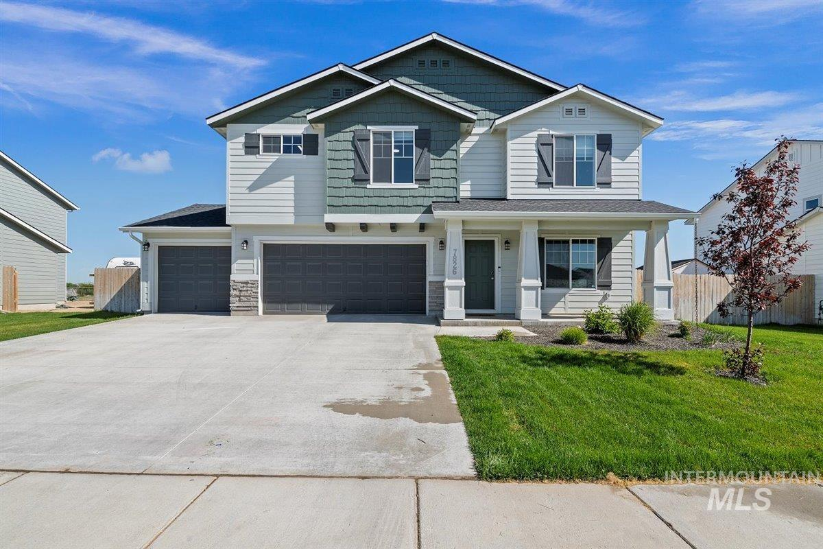 7826 E Drouillard St. Property Photo - Nampa, ID real estate listing