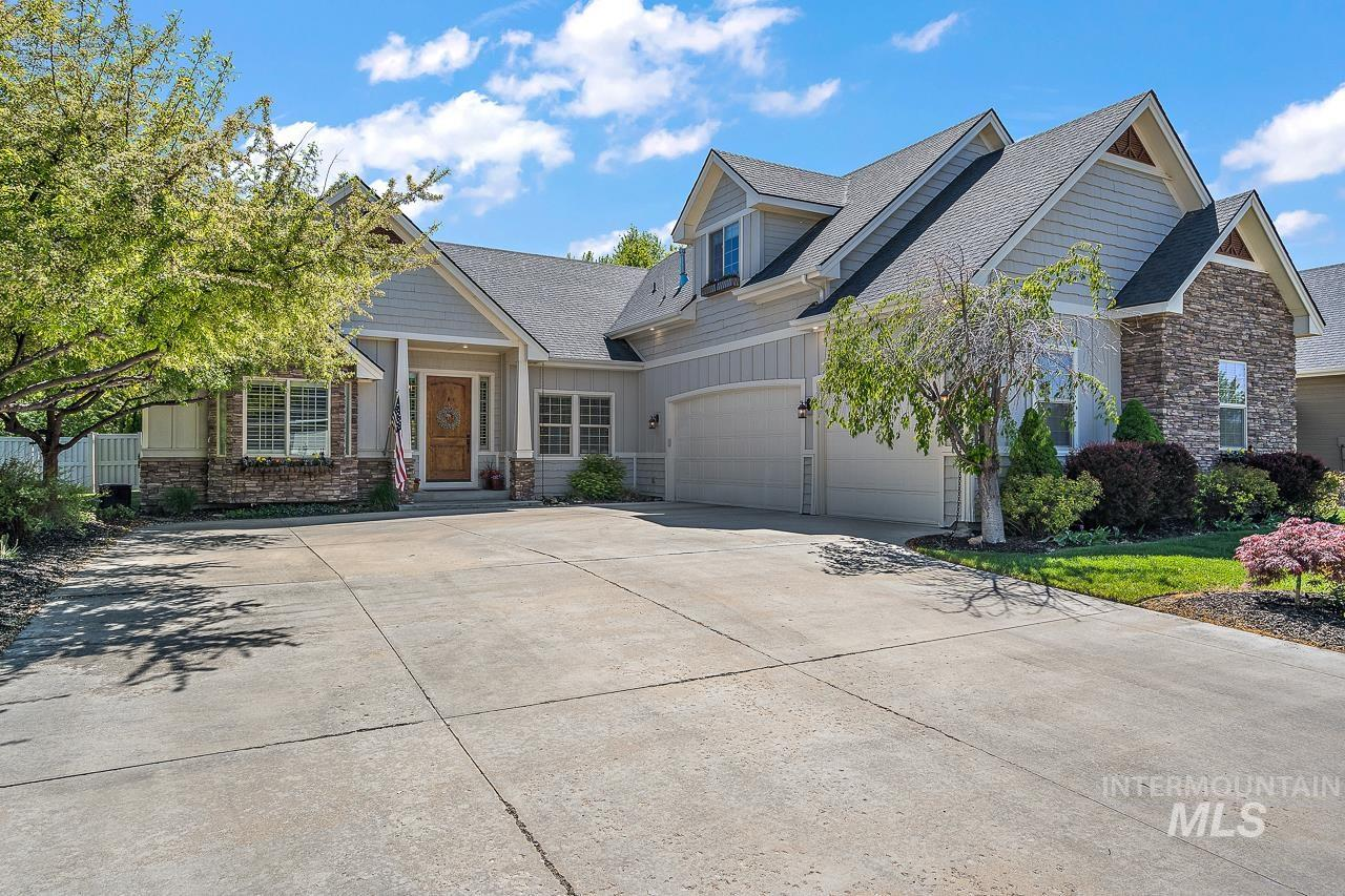 11567 W Creekrapids Property Photo - Star, ID real estate listing
