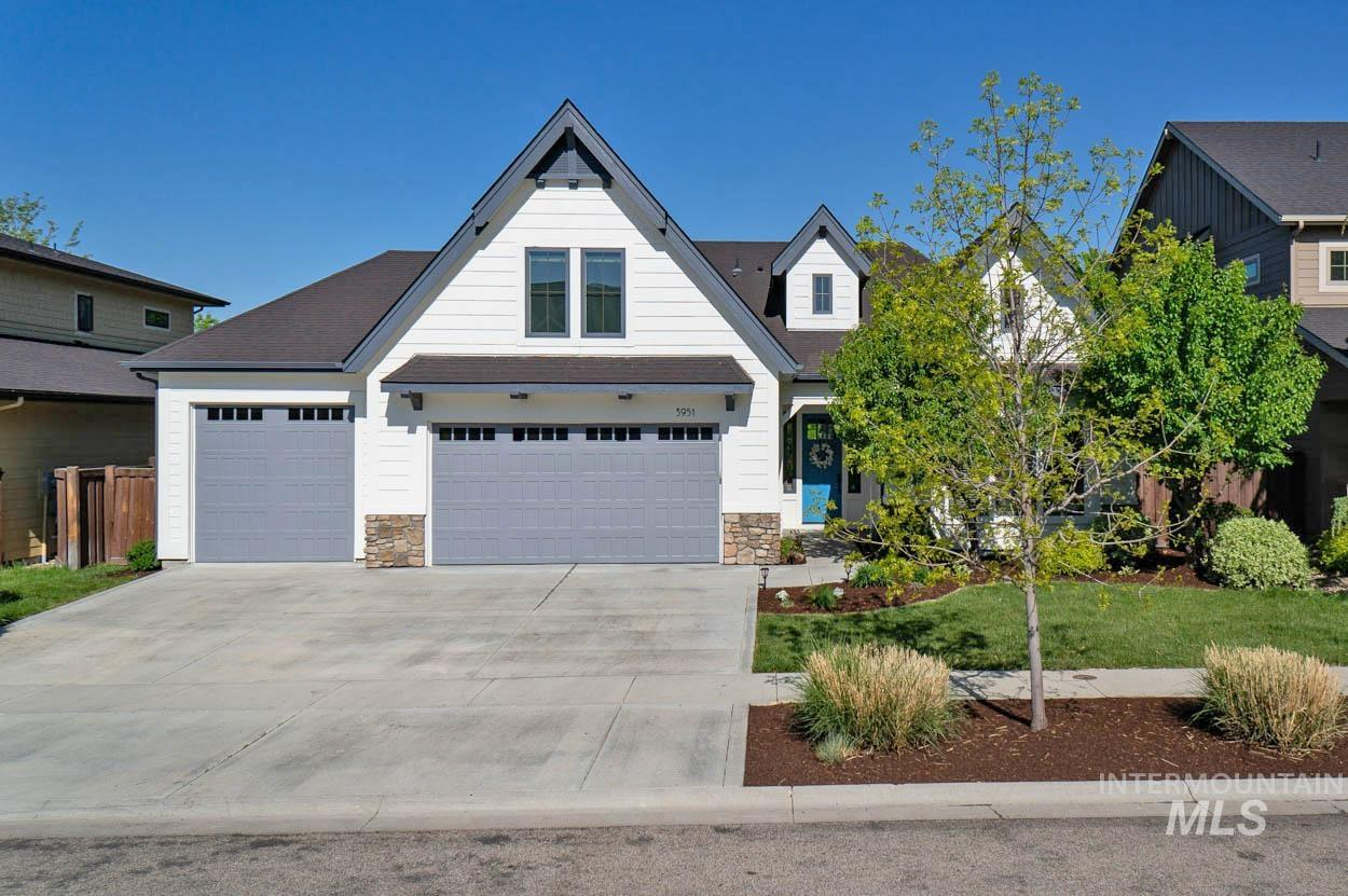 3951 S Bard Property Photo - Boise, ID real estate listing