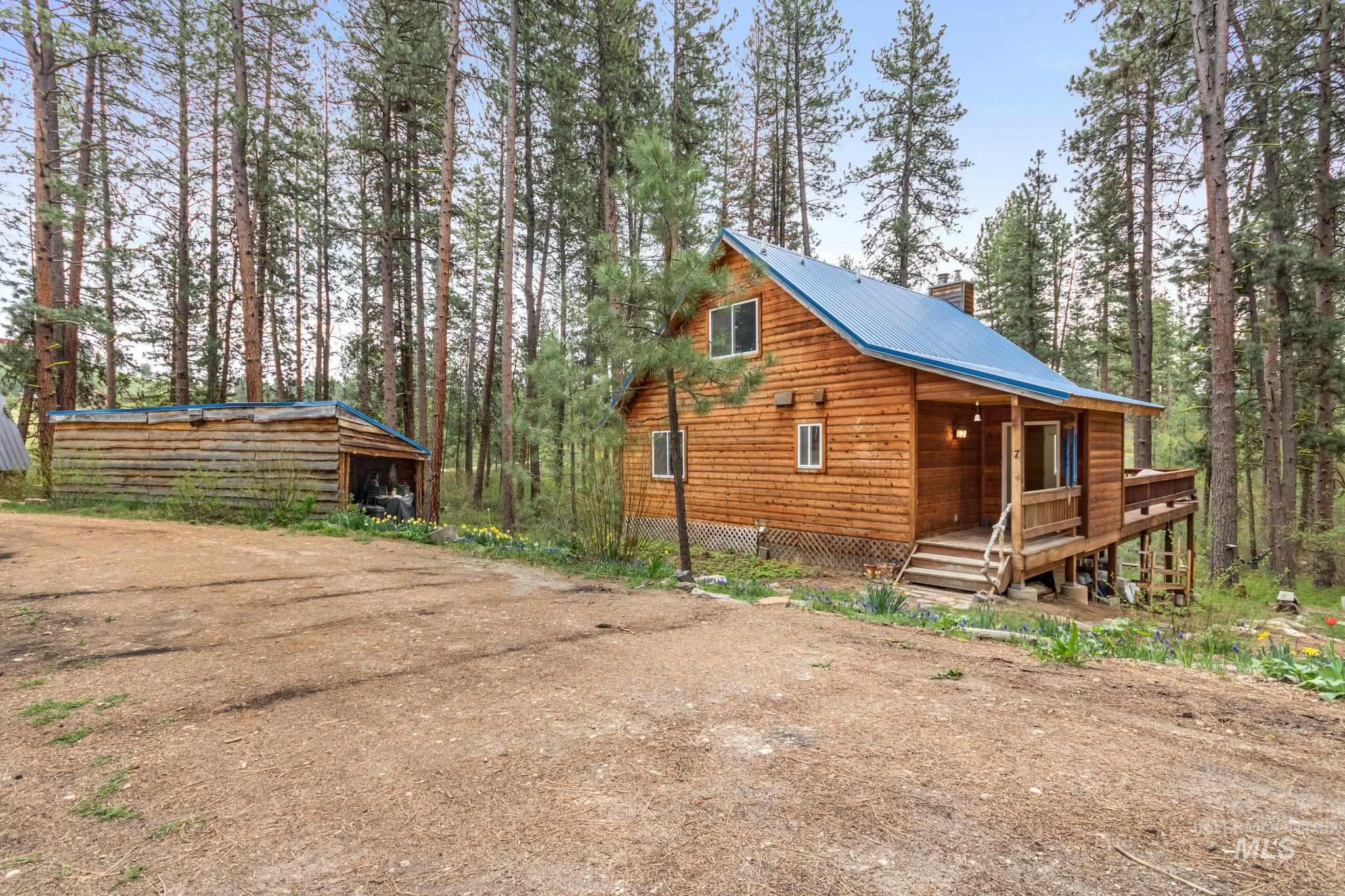 7 Bull Pine Road Property Photo - Idaho City, ID real estate listing