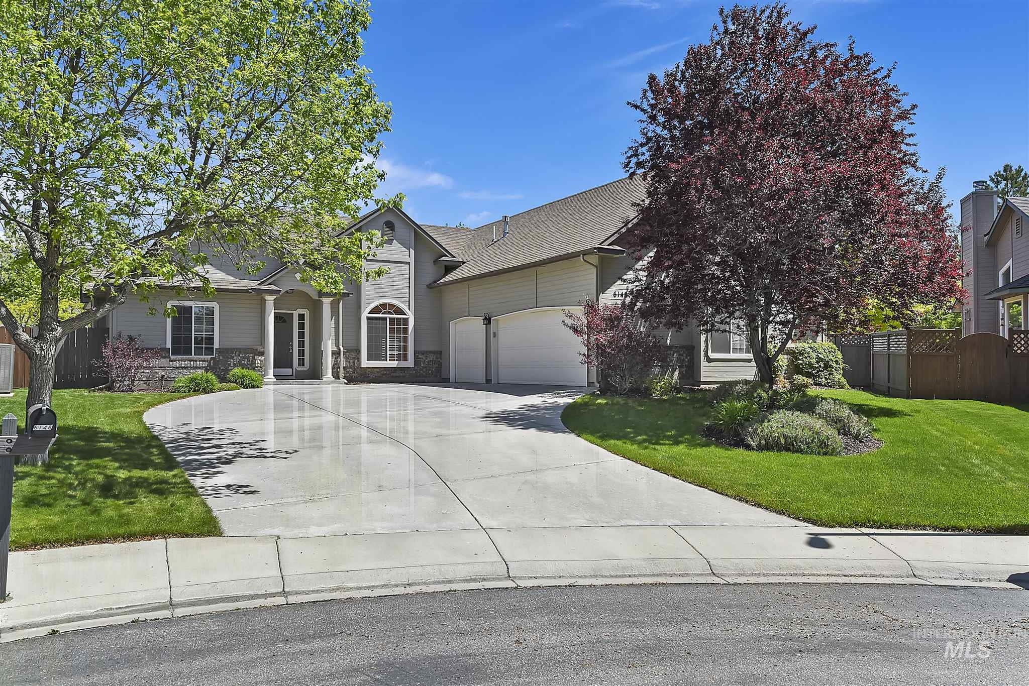6148 S Basalt Trail Property Photo - Boise, ID real estate listing