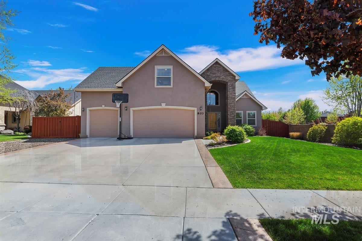803 Joshua Tree Property Photo - Meridian, ID real estate listing